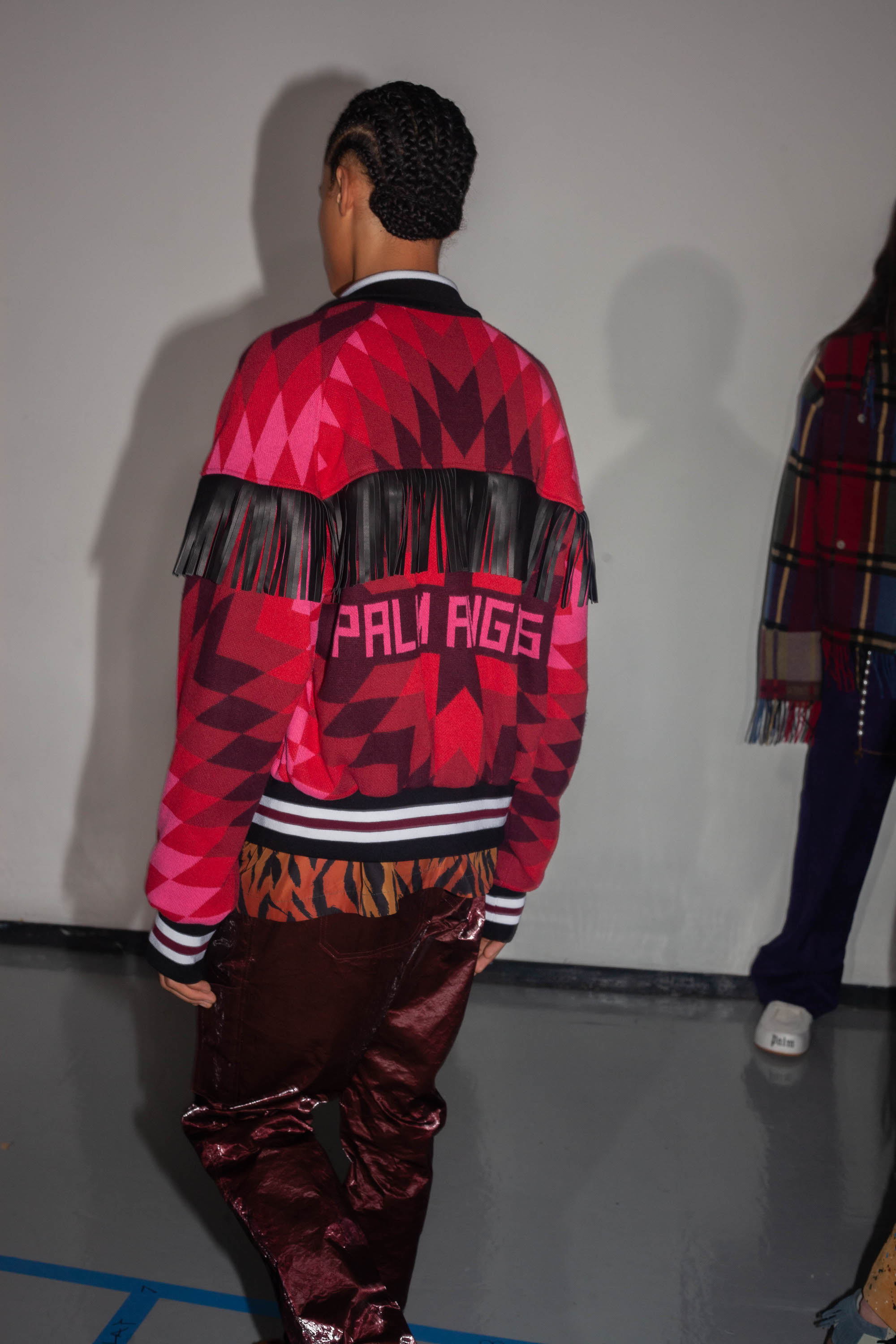 Palm Angels Red jacket