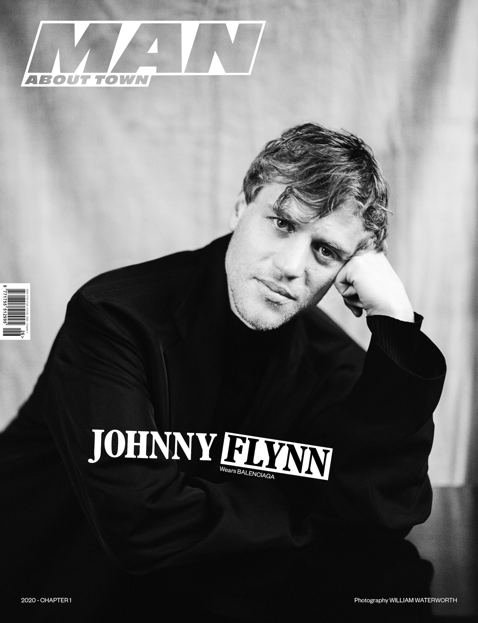 Johnny Flynn covers Man About Town