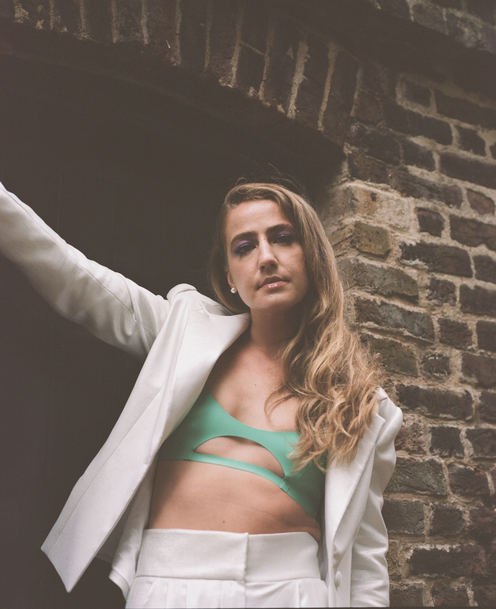 Ingrid Andress features in SS20 issue of Rollacoaster