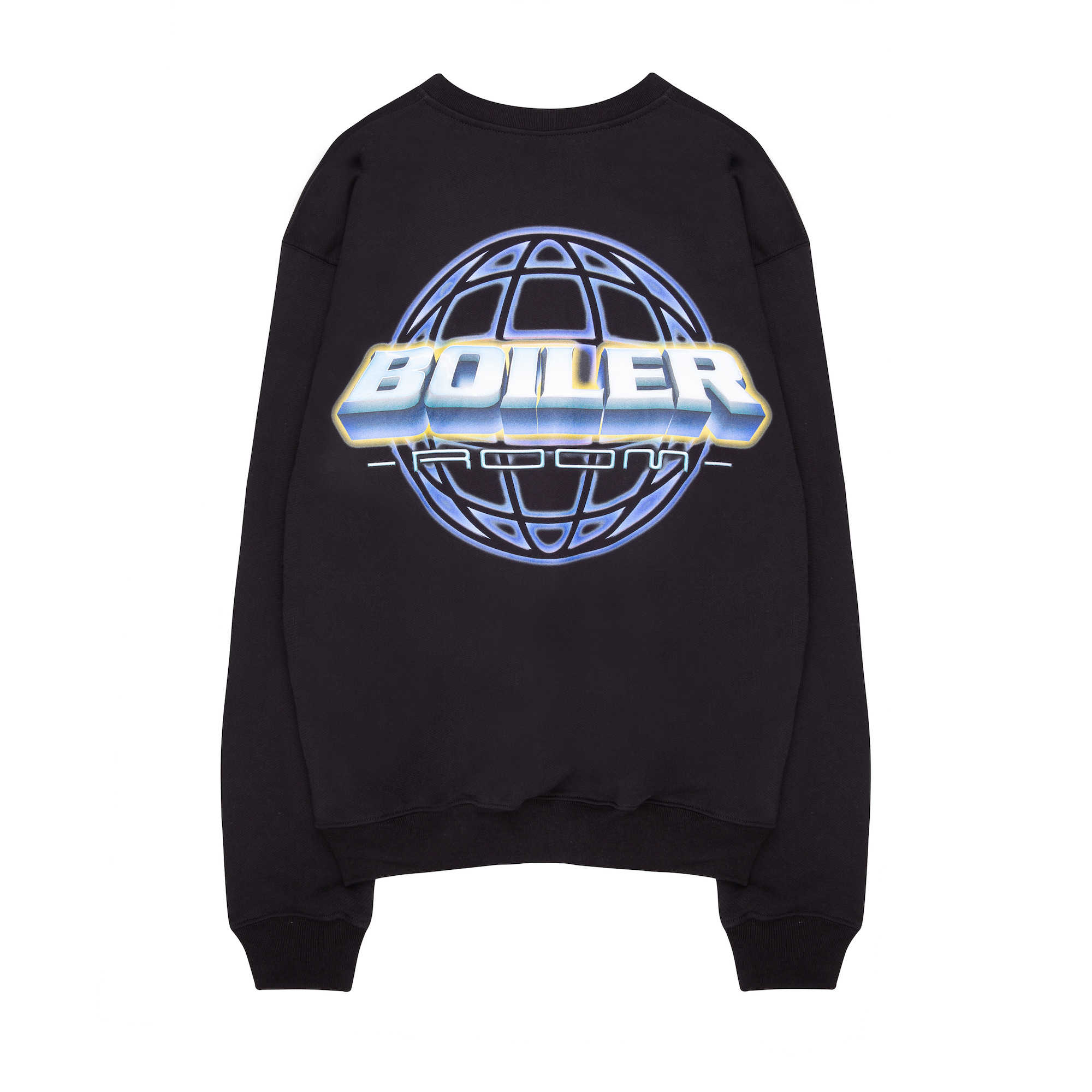 Boiler Room RTW collection Mowalola sweatshirt
