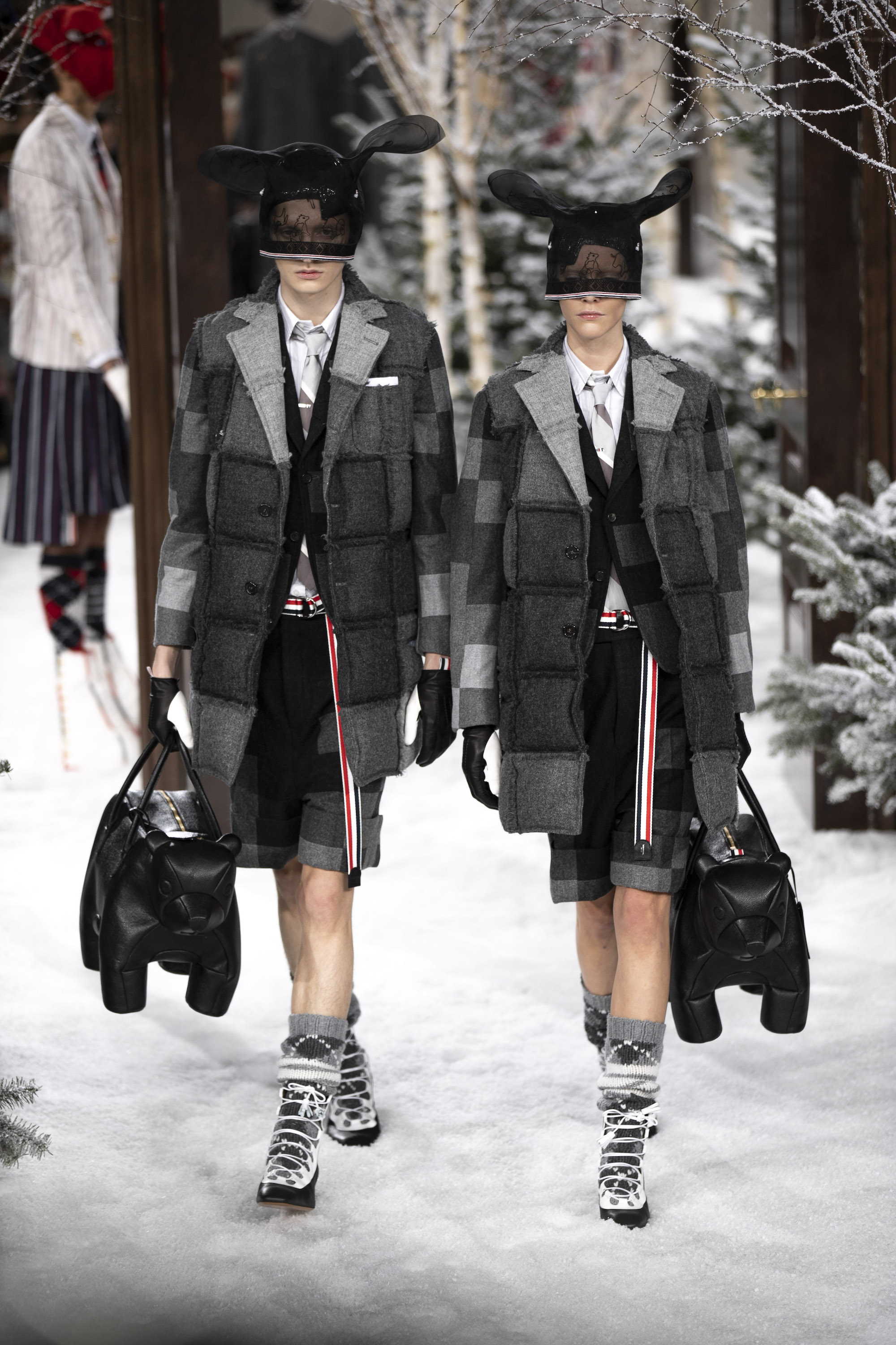 Thom Browne PFW AW20 Collection