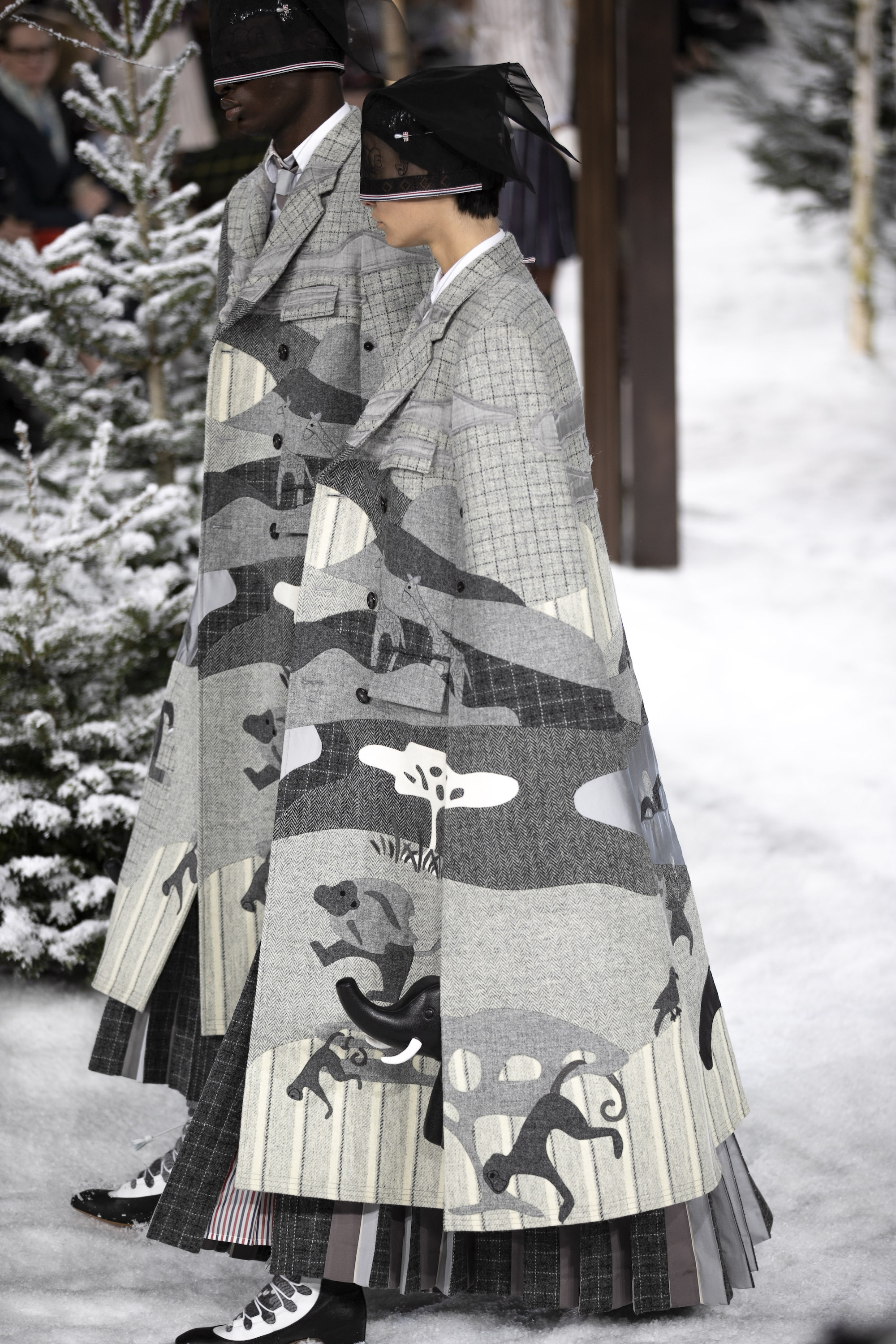 Thom Browne AW20 PFW Collection