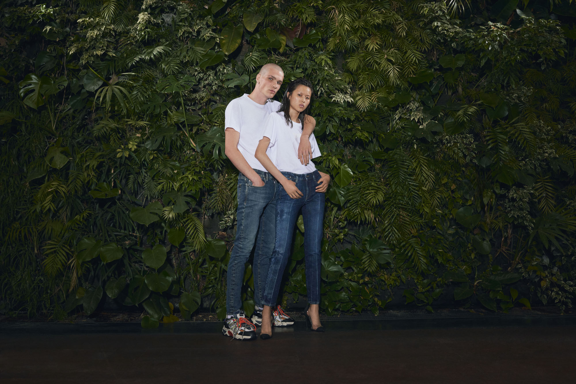 DIESEL INTRODUCES A MORE RESPECTFUL DENIM WITH BRAND'S DNA landscape