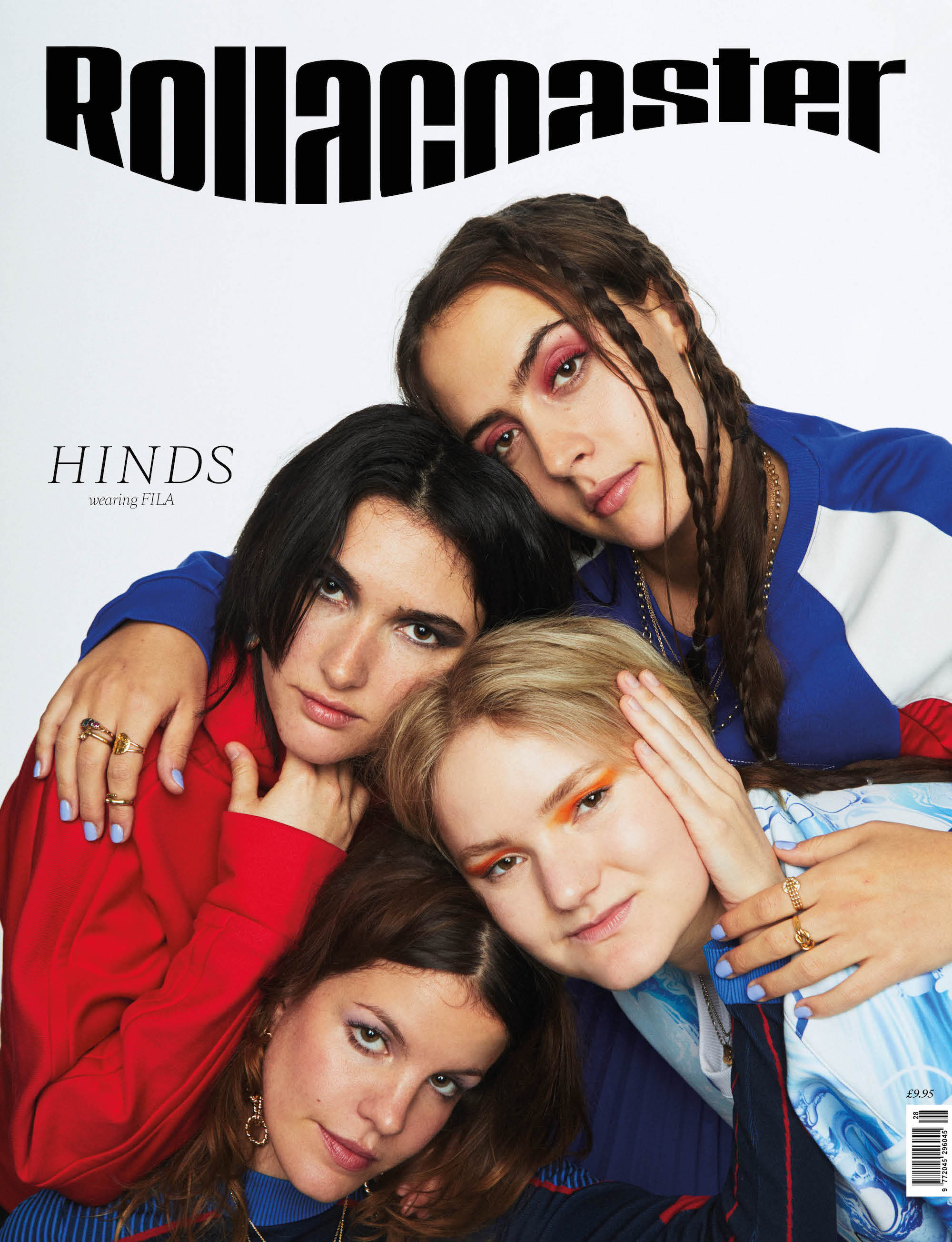 HINDS cover Rollacoaster SS20
