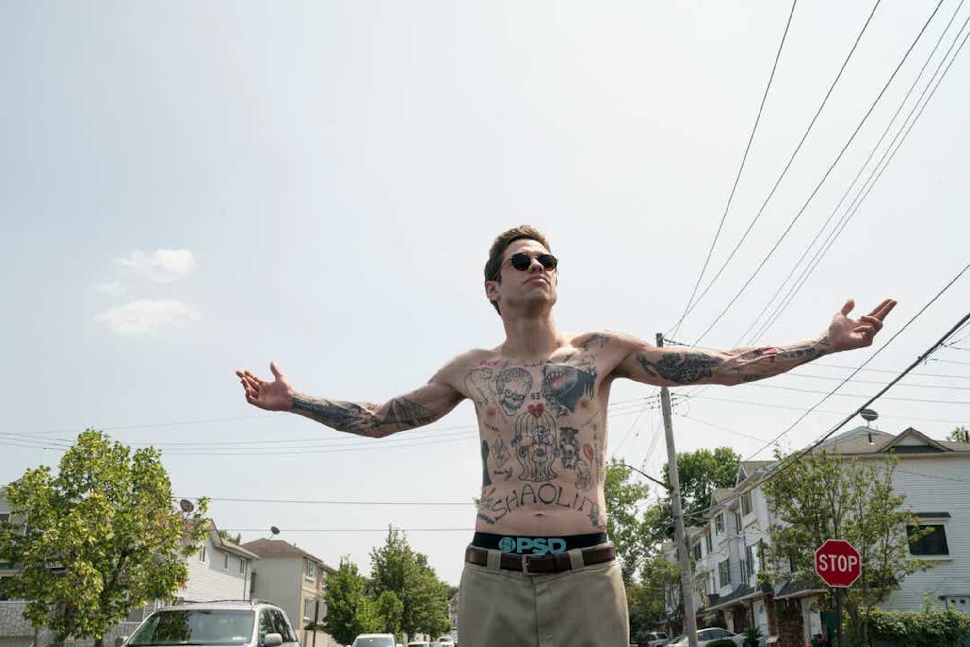 pete davidson new film the king of staten island