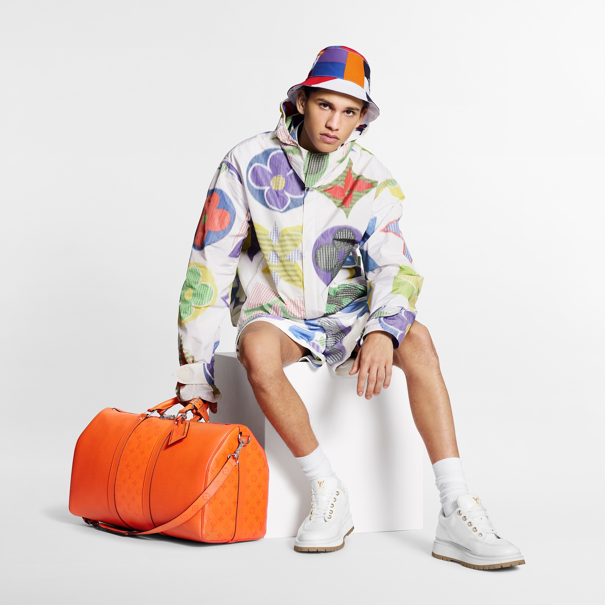 Louis Vuitton drop their latest Summer 20 capsule collection