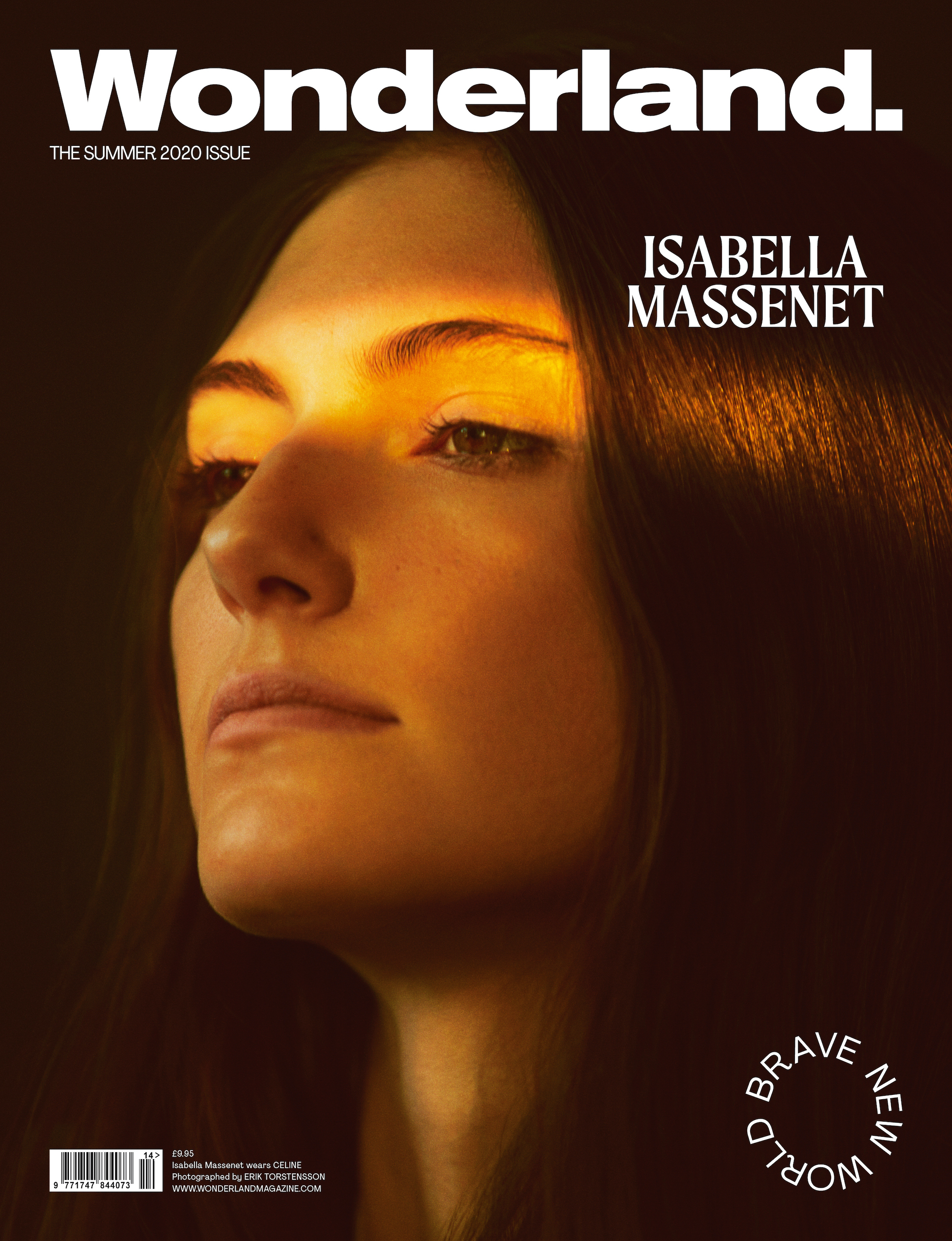ISABELLA_MASSENET covers the Summer 2020 issue