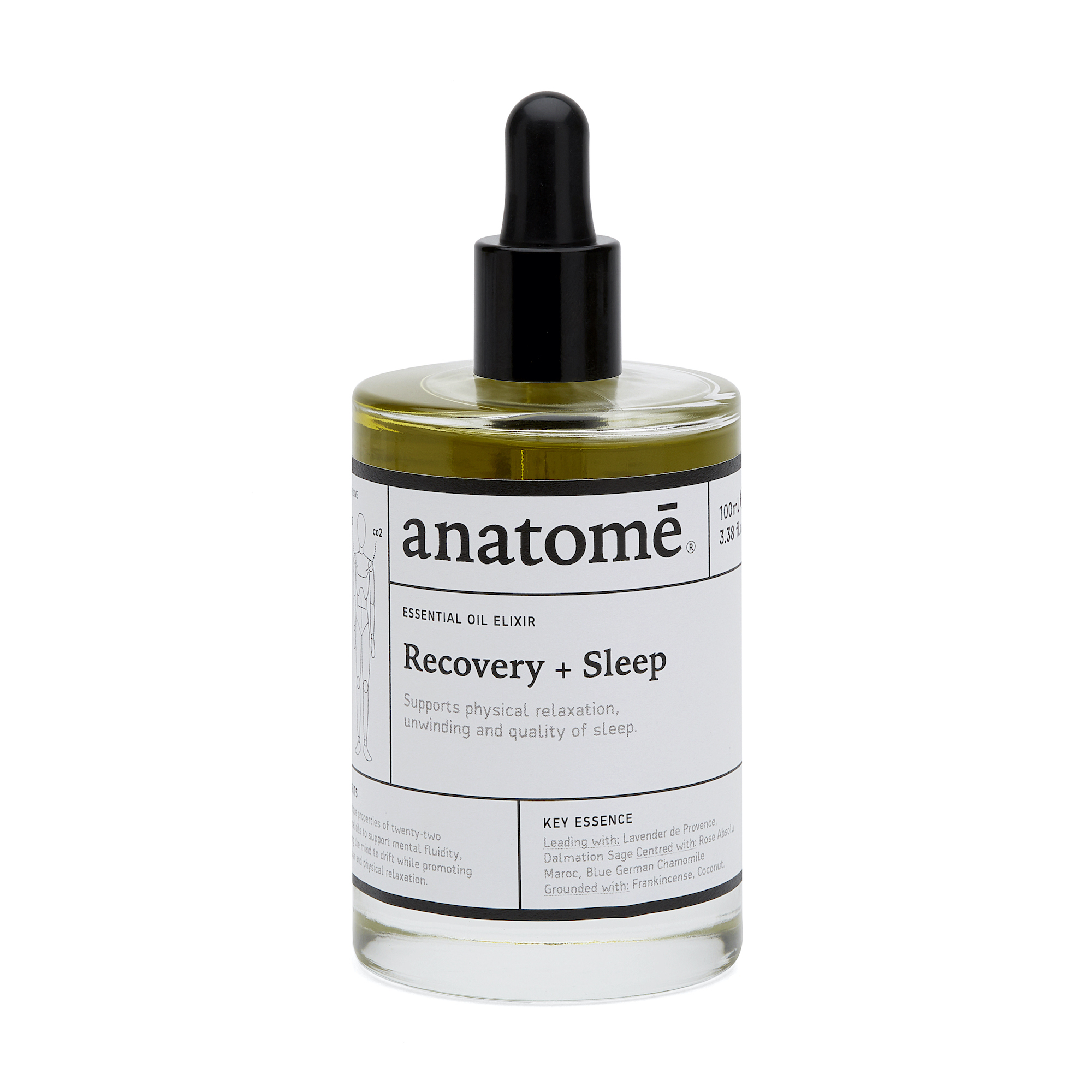 reset, relax + sleep is the new product by nourishment brand anatome