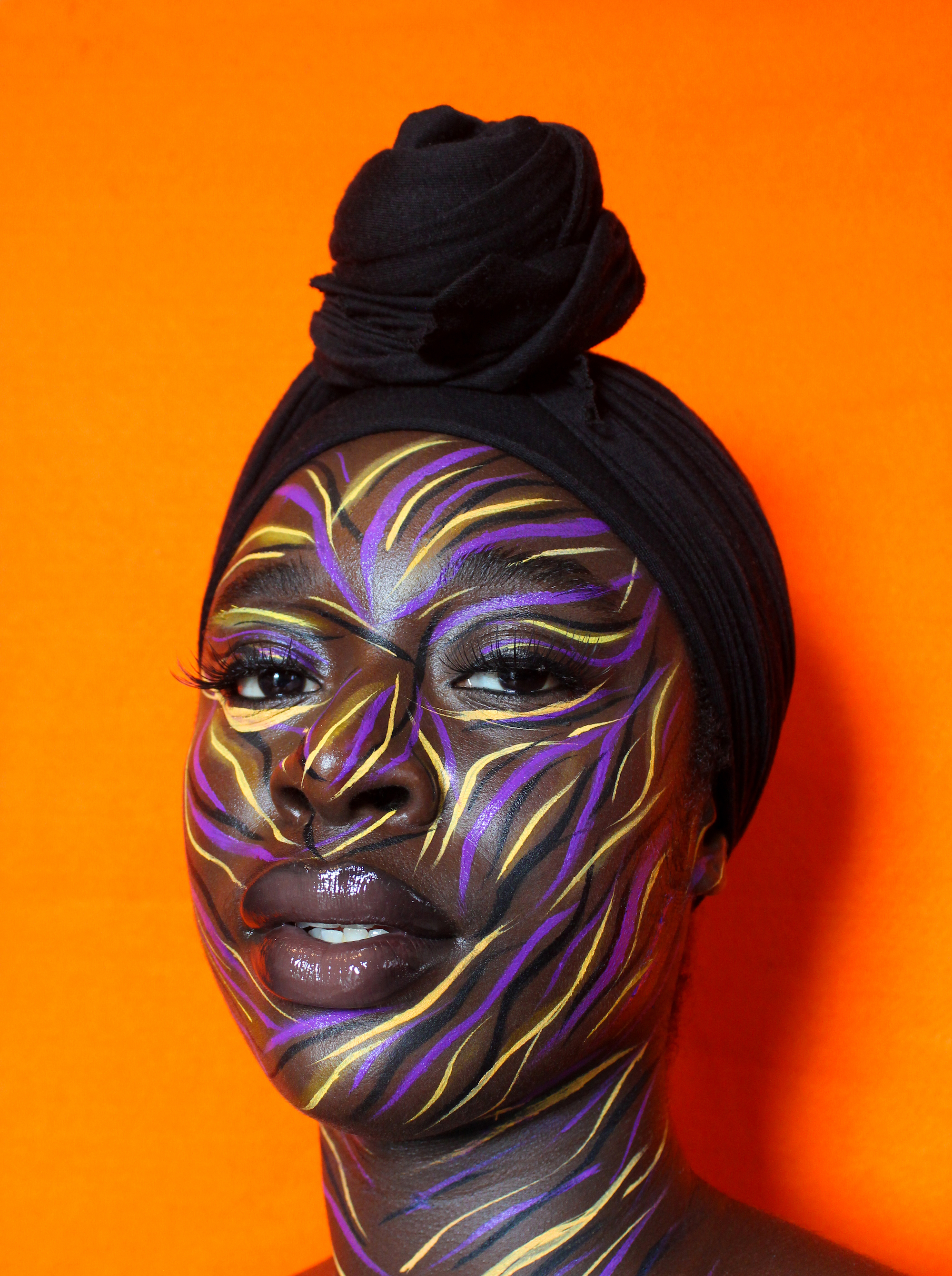 Illamasqua has teamed up with makeup artist Wendy's World for Pride - strokes