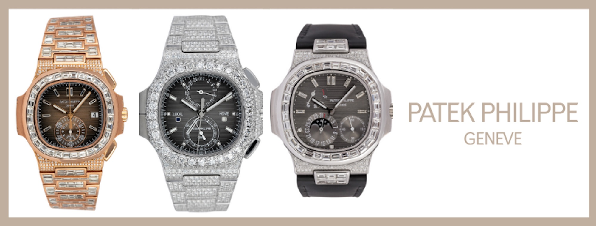 Time 4 Diamonds watches