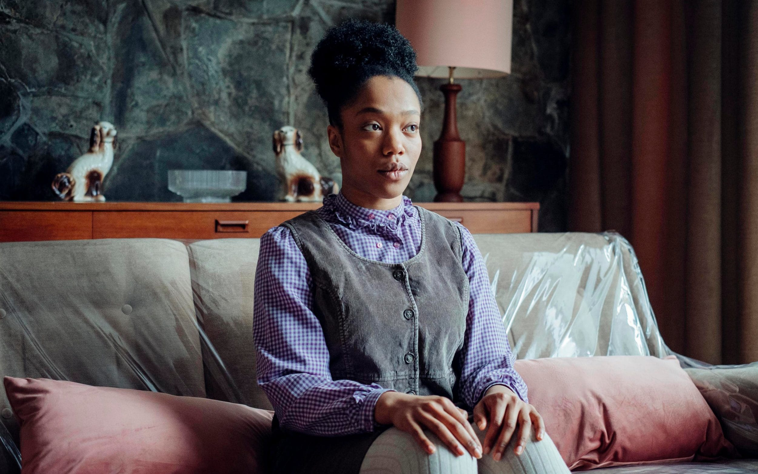 Naomi Ackie in The End of the Fucking World BAFTA TV awards nomination