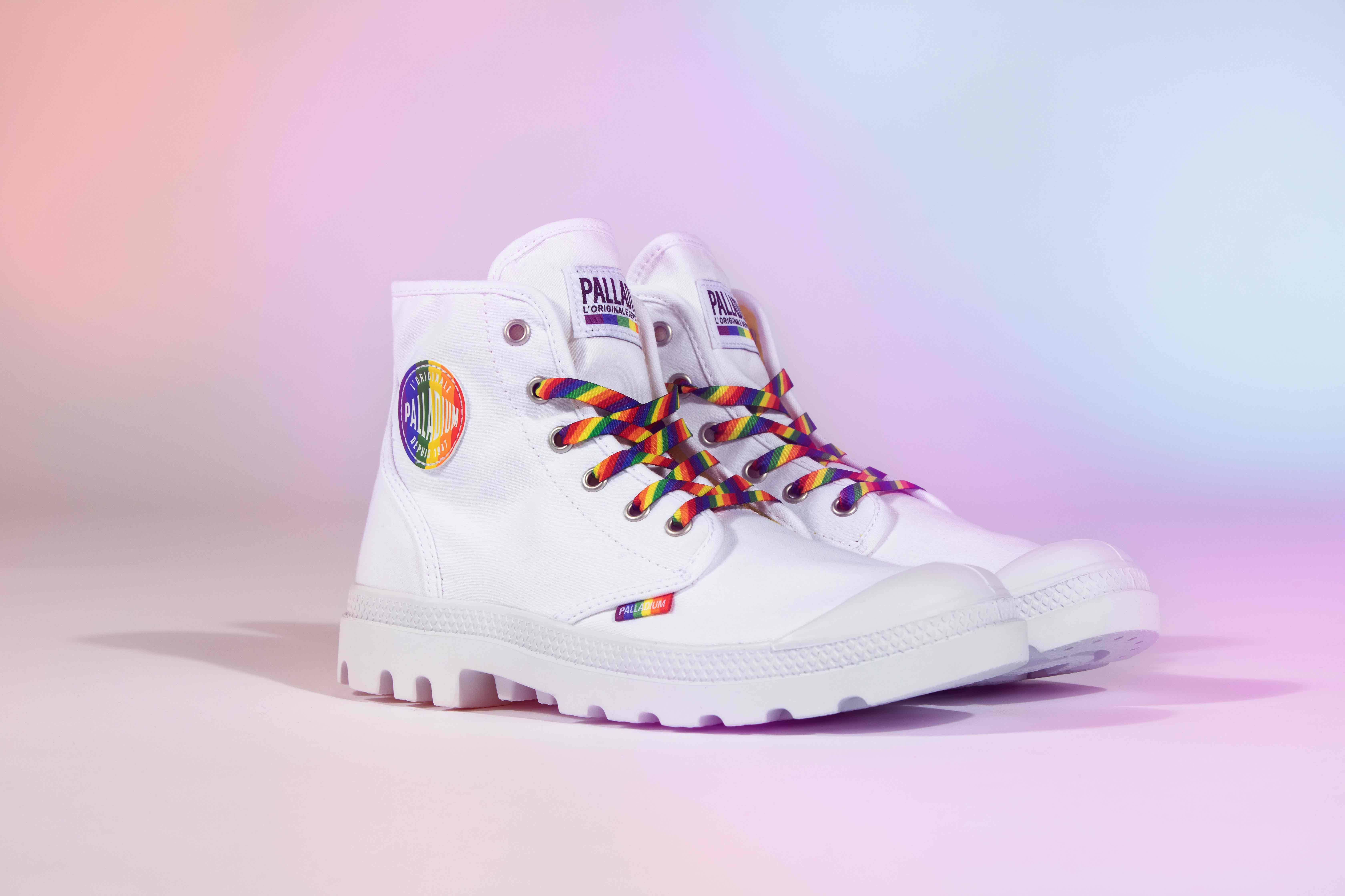 Palladium launch their new pride collection