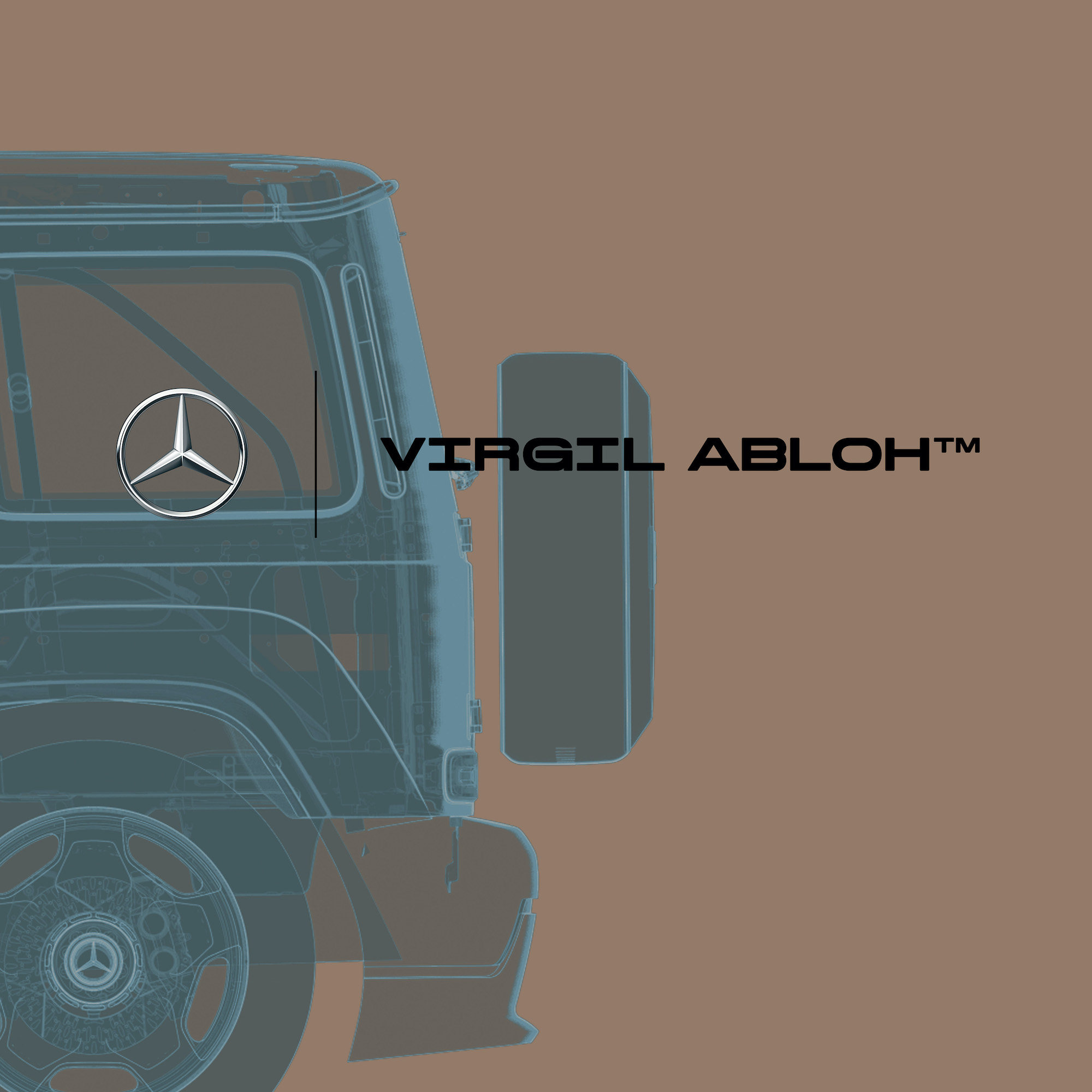 Project Geländewagen Virgil Gorden Bafic Graphic Inverted