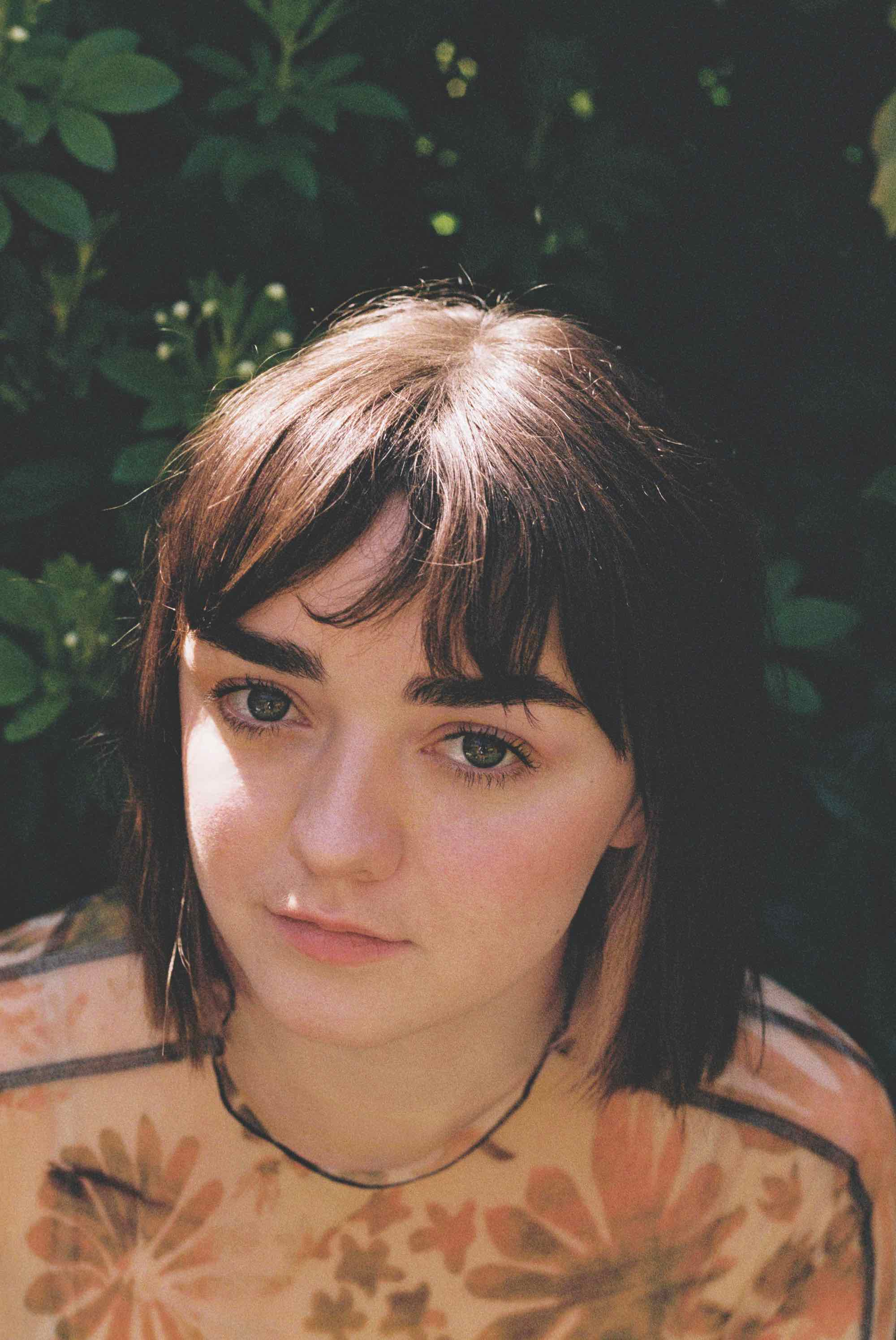 Maisie williams close up
