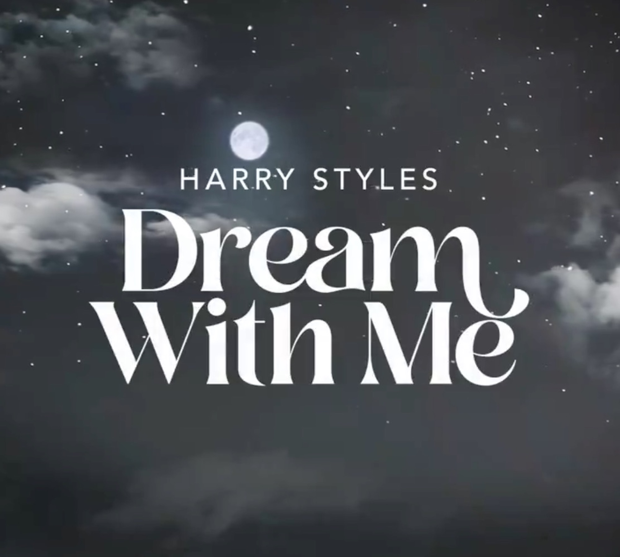 Harry styles teams up with Calm App for Dream With Me