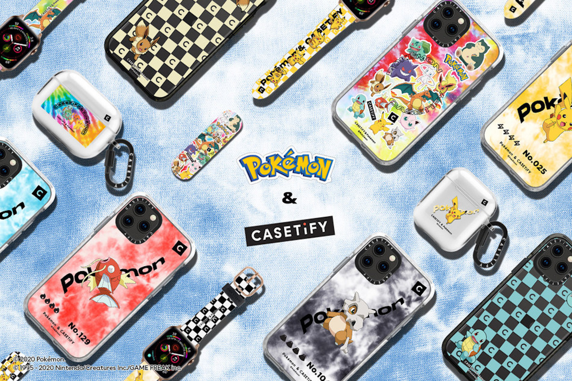 CASETiFY and Pokemon