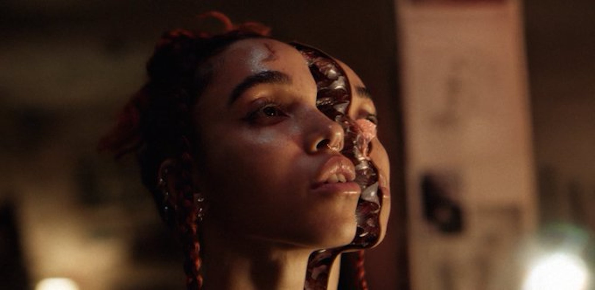 FKA Twigs Sad Day