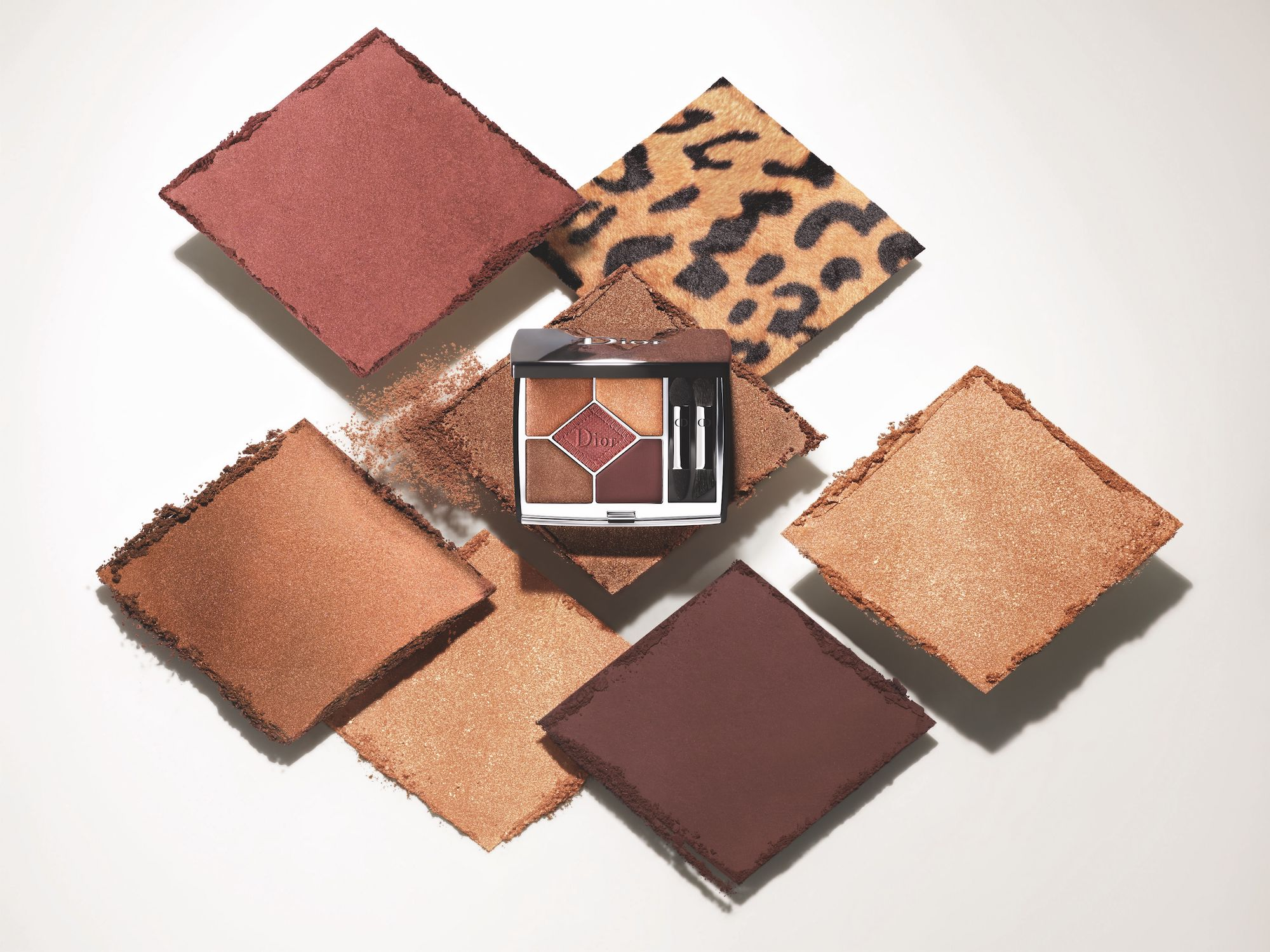 Diorshow Mitzah 5 Couleurs Eyeshadow Swatch