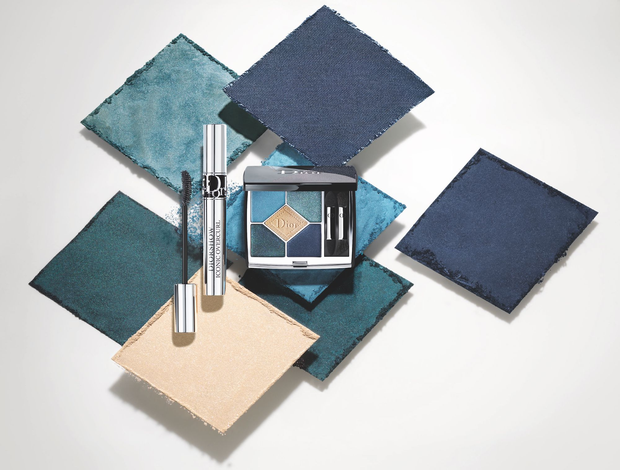 Diorshow Denim 5 Couleurs Eyeshadow