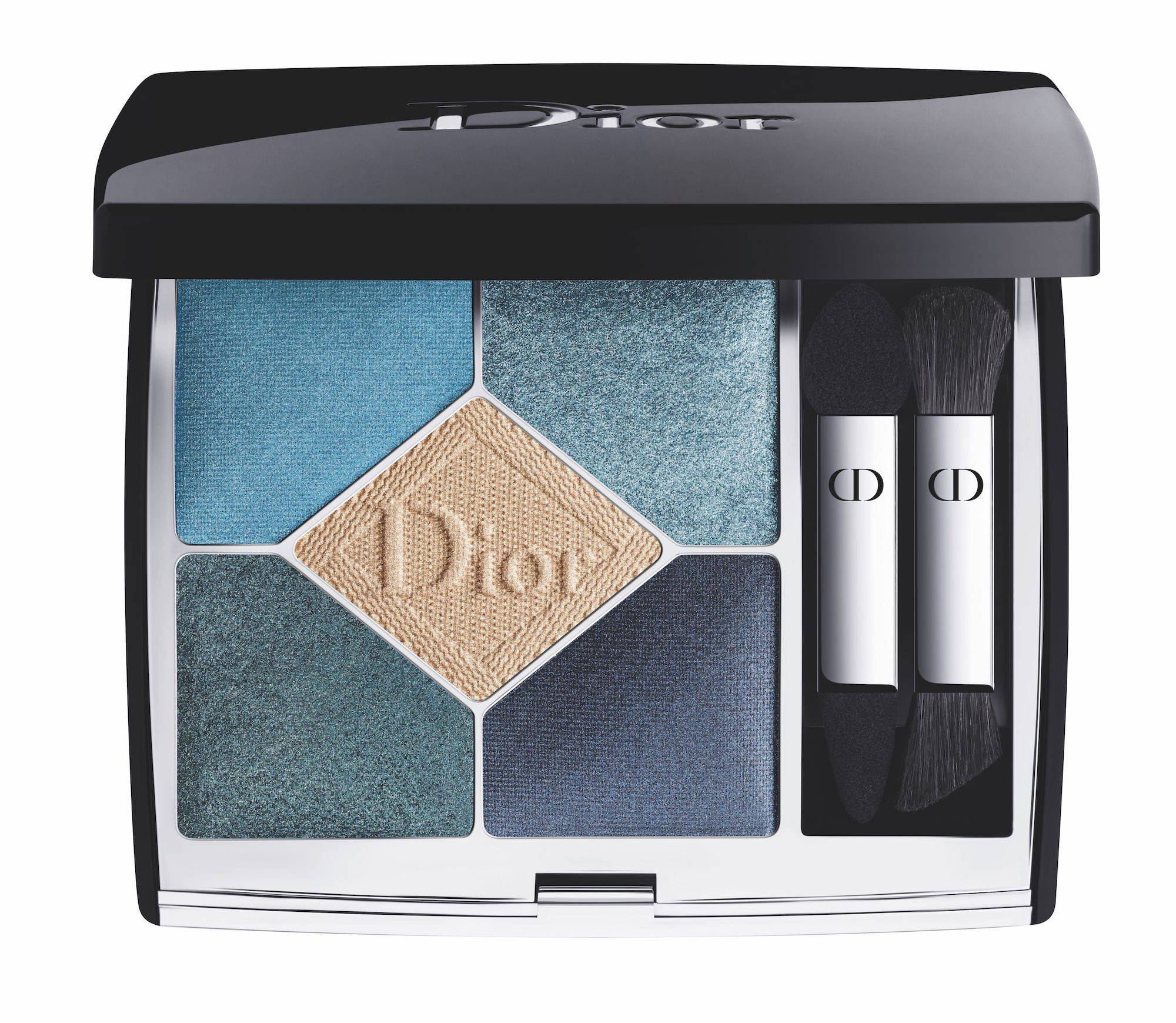 Diorshow Denim 5 Couleurs Eyeshadow Swatch