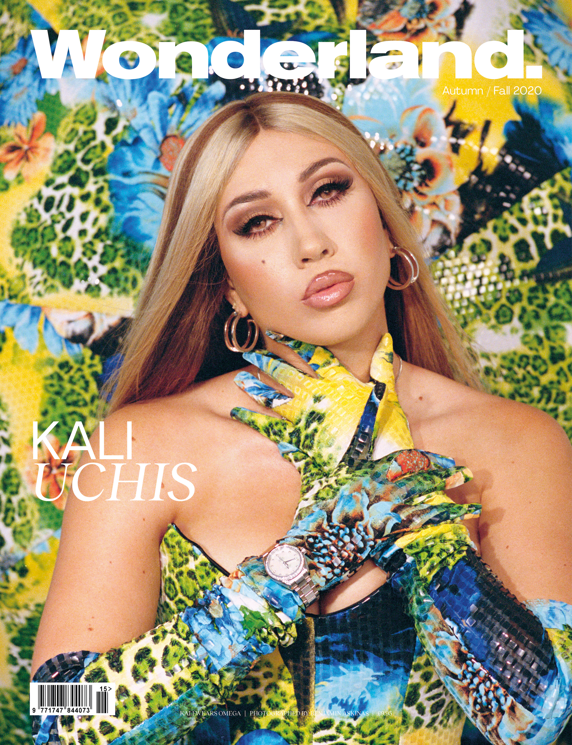 KALI UCHIS COVER
