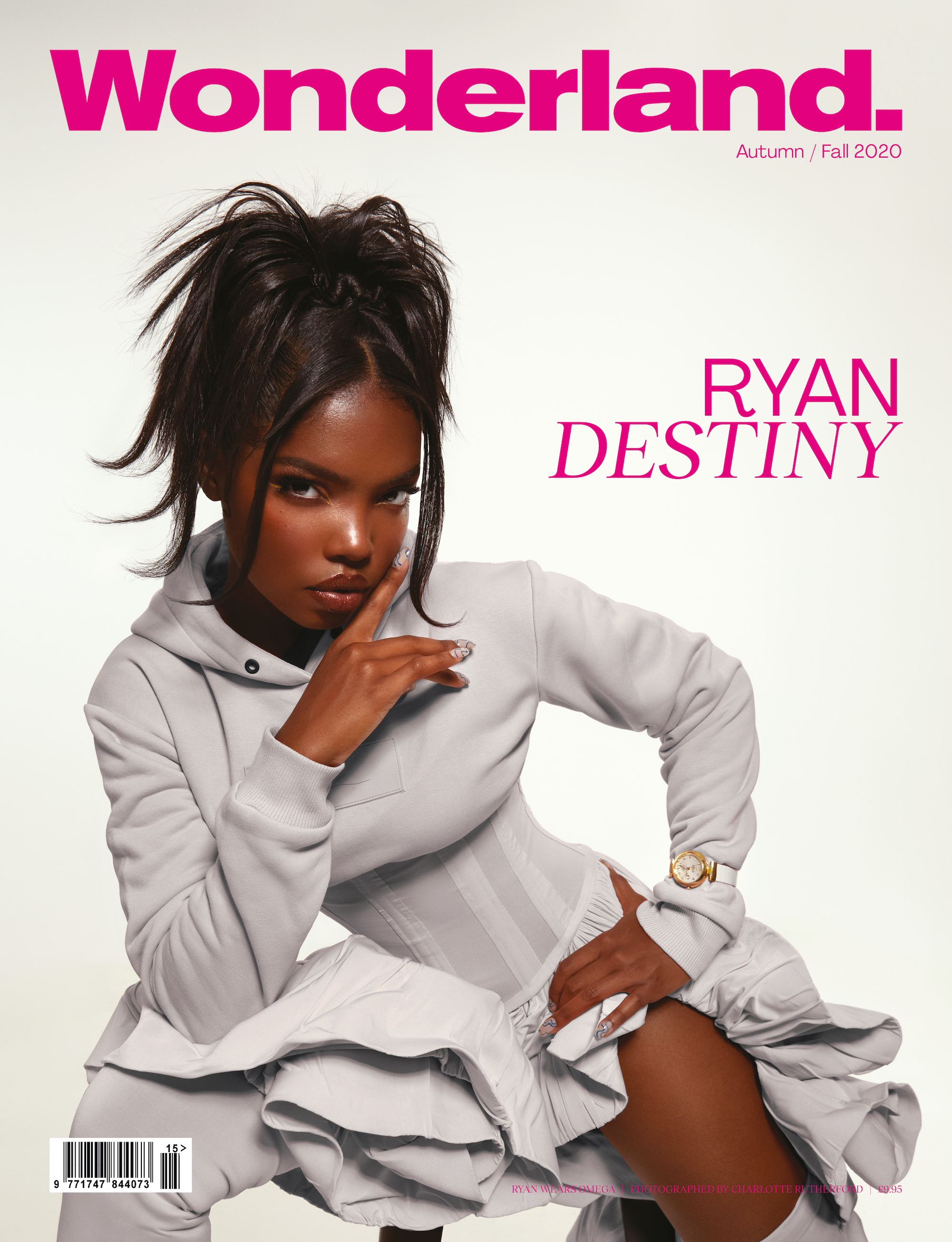RYAN DESTINY COVER OMEGA