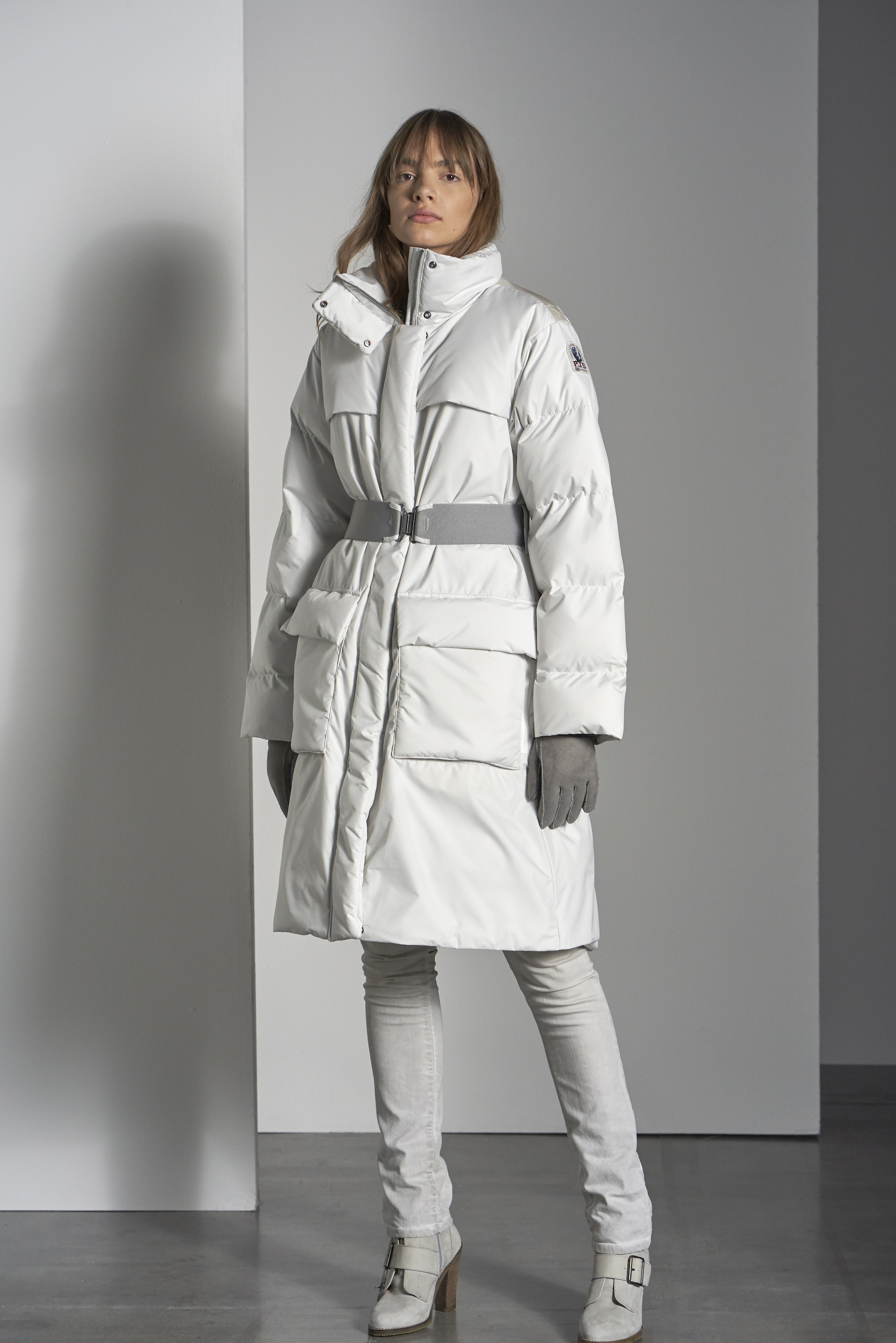 parajumpers aw20 womens white jacket