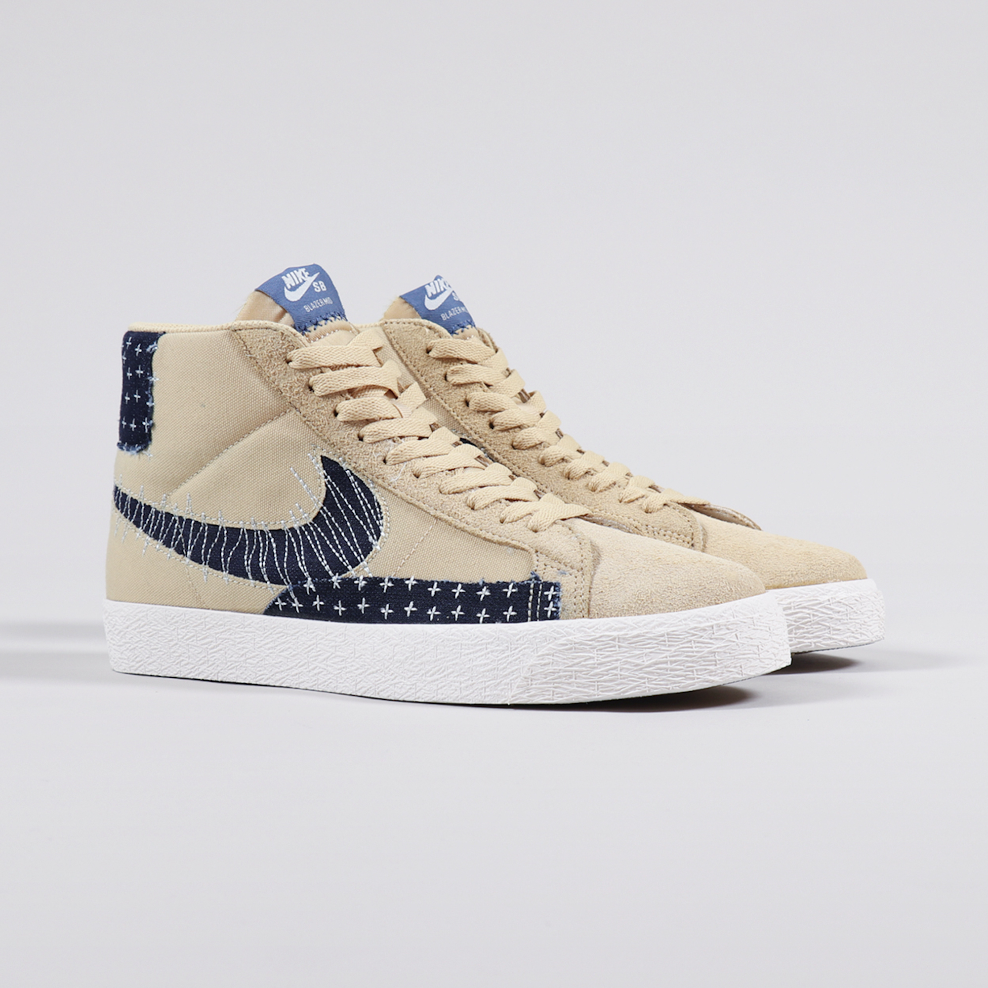 Nike SB Blazer Mid Premium Shoes Pair