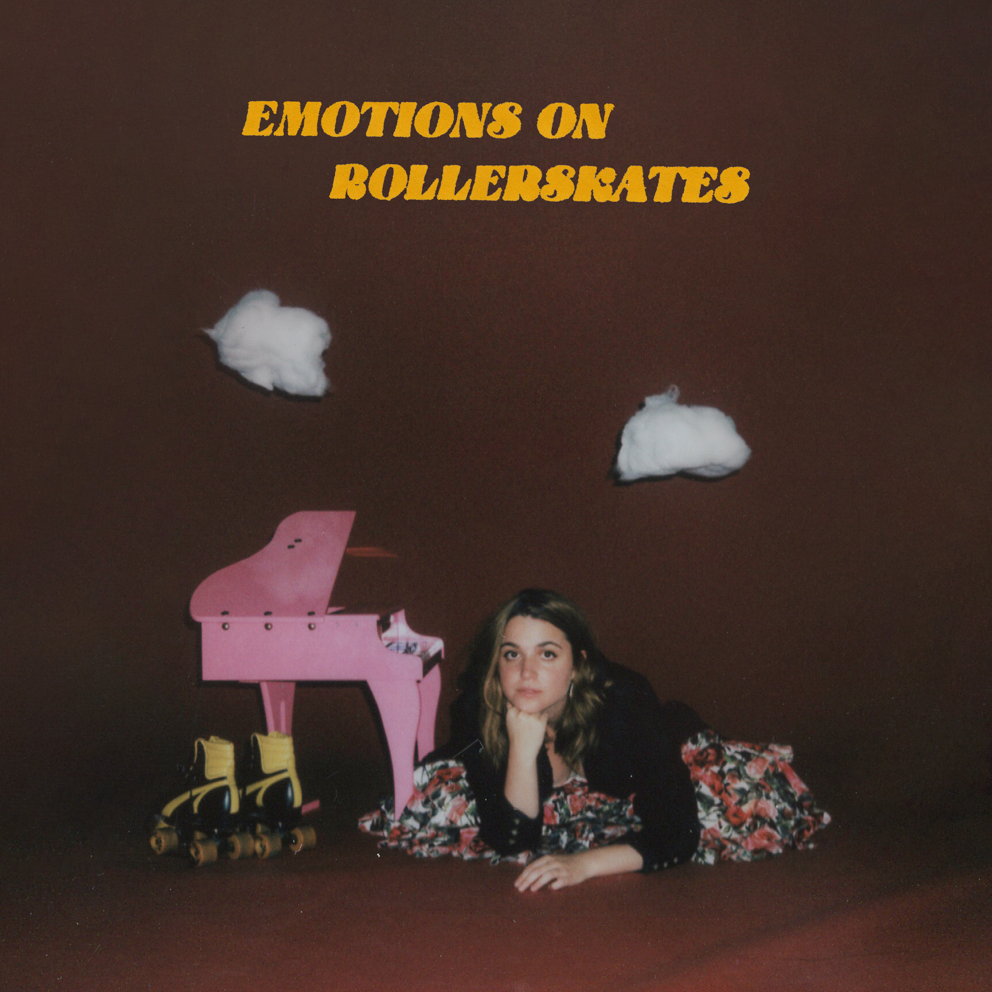 Emotions On Rollerskates Ryann Artwork