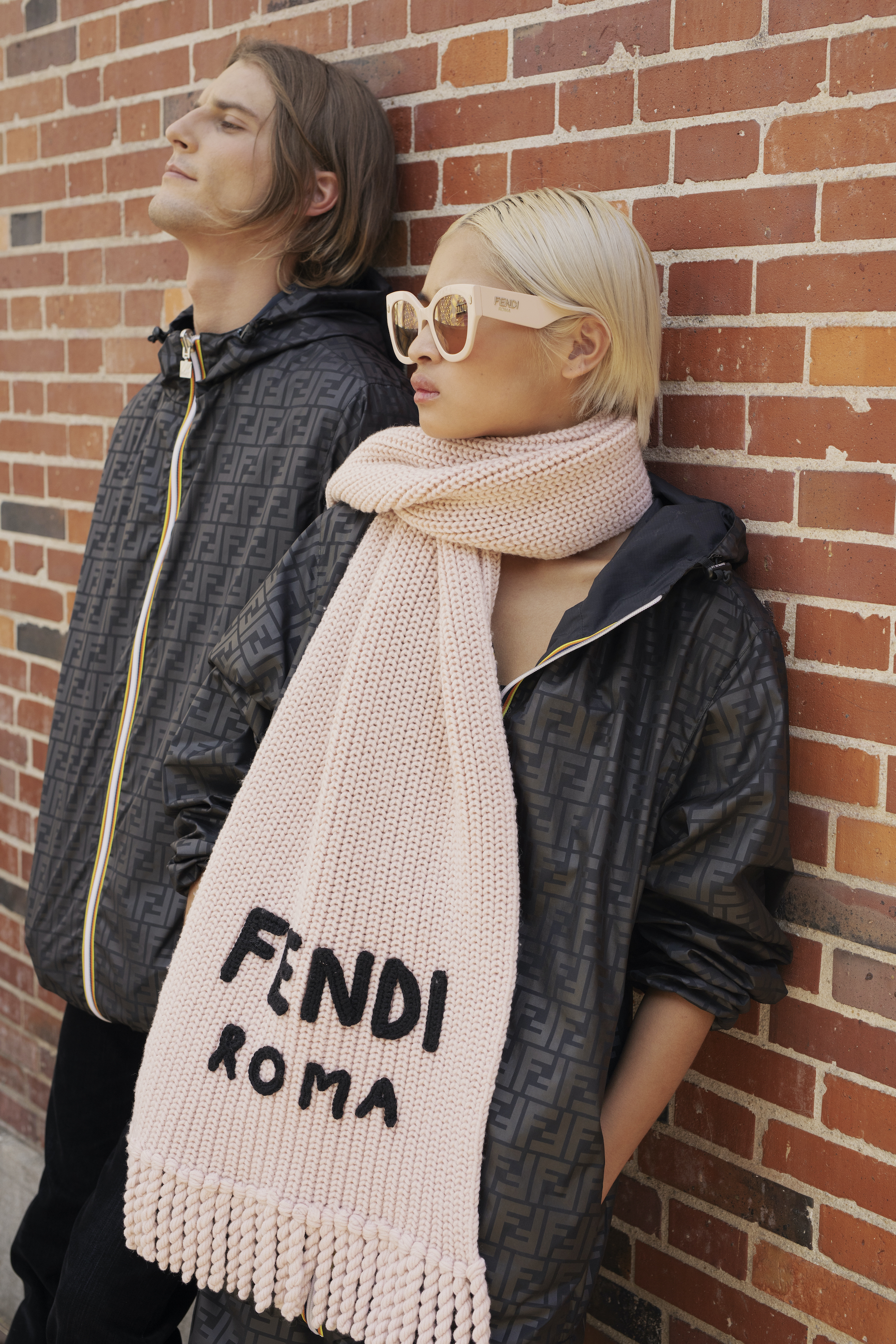FENDI roma hoilday capsule collection