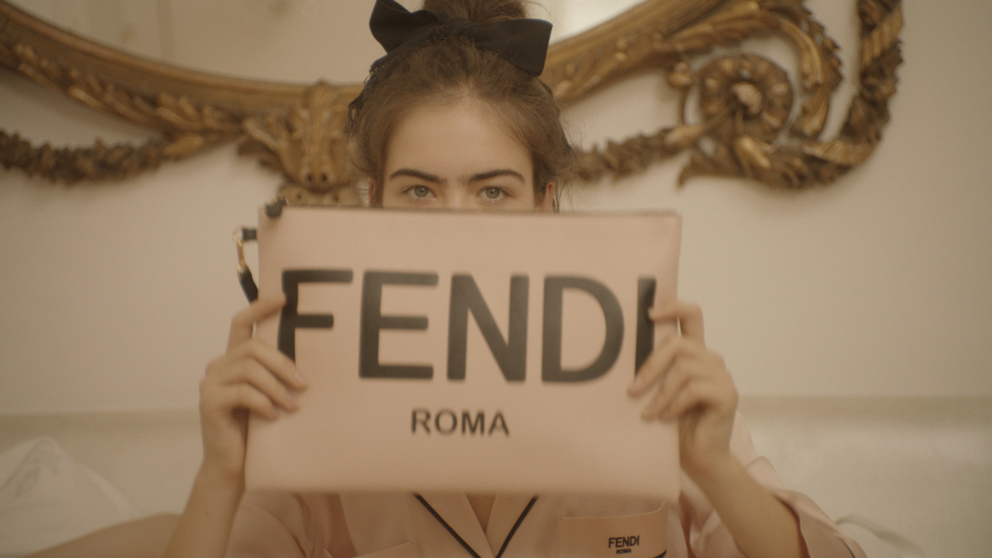 Fendi Roma Holiday purse