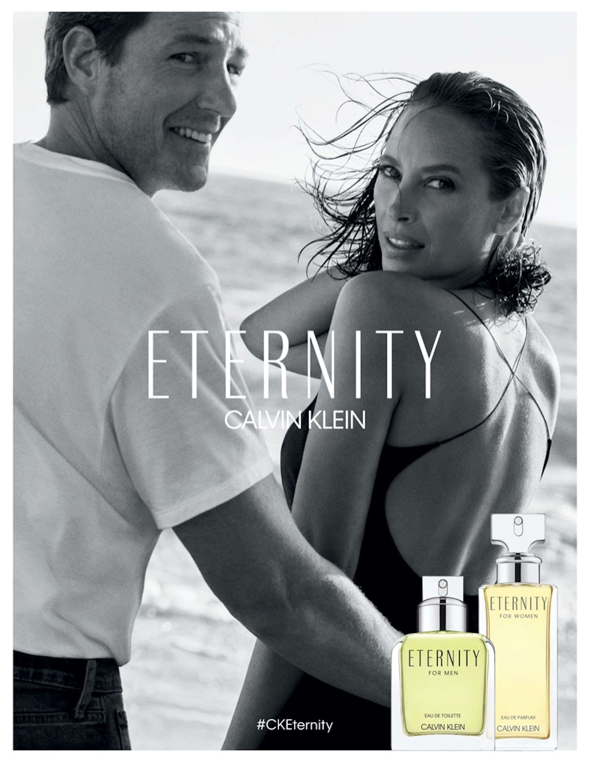 Calvin Klein Eternity Fragrance