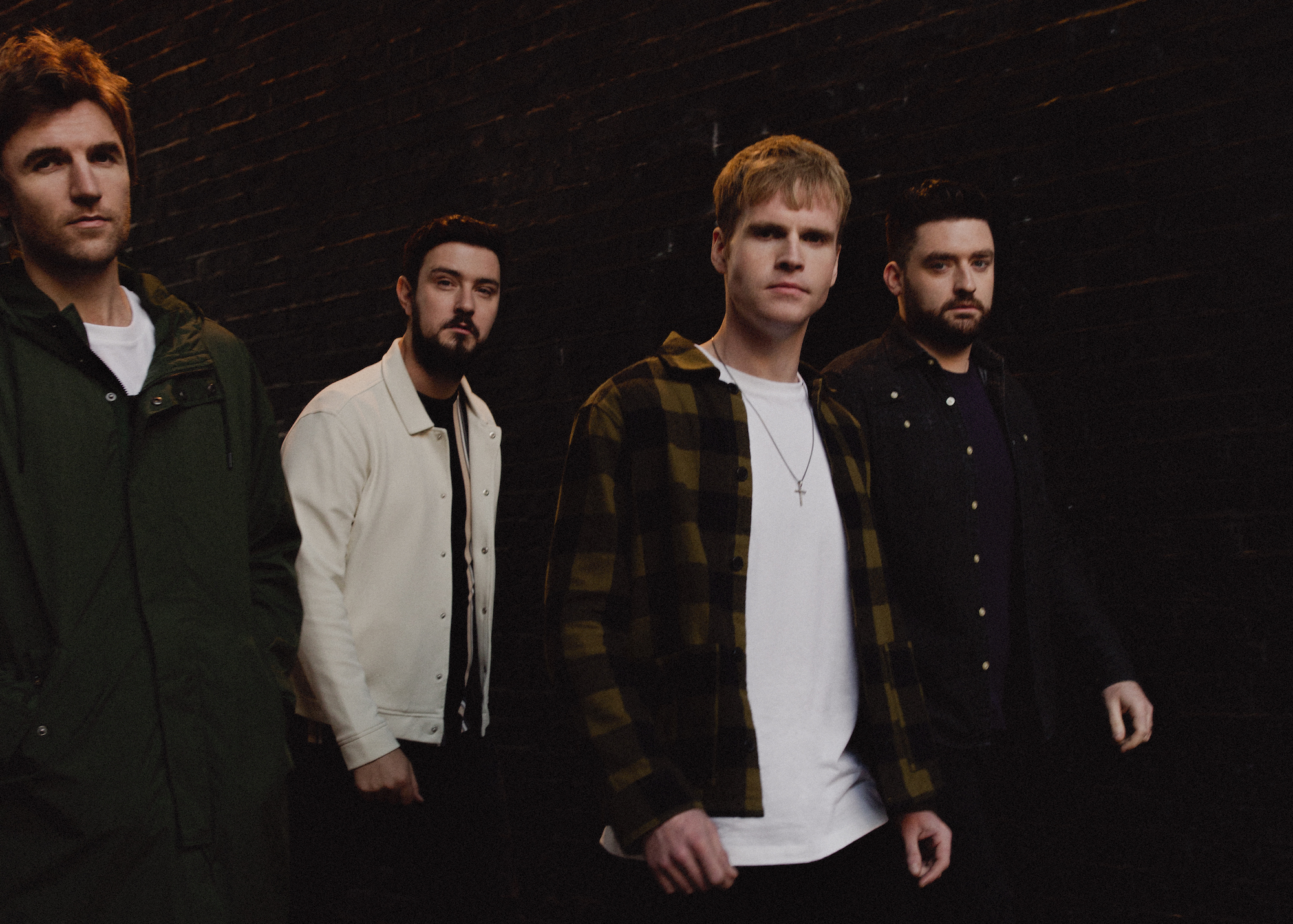 Kodaline interview with Wonderland