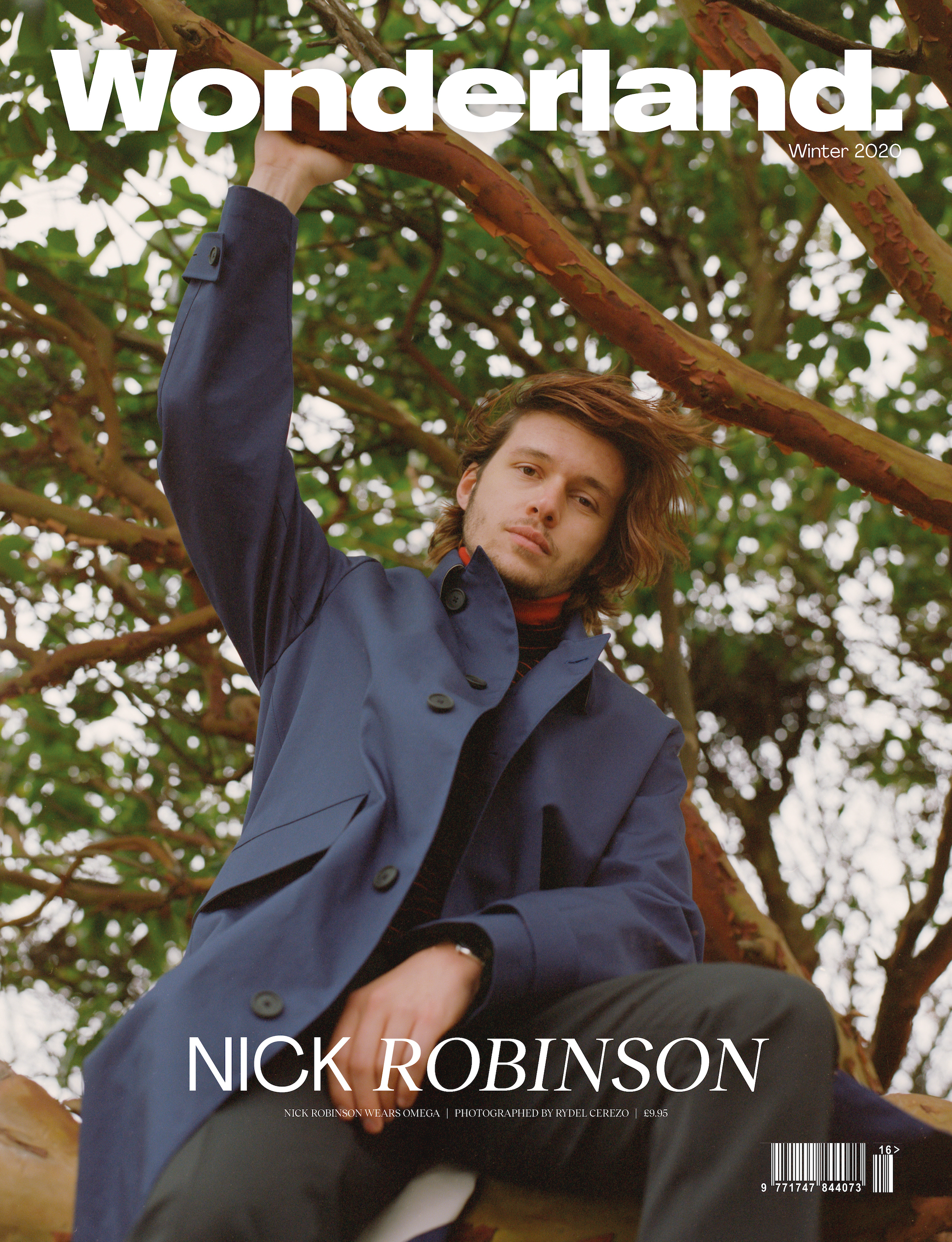 NICK ROBINSON COVER