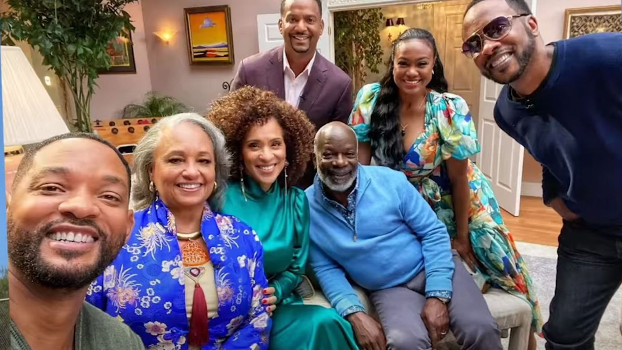 The Trailer Is Here For The Fresh Prince Of Bel-Air Reunion
