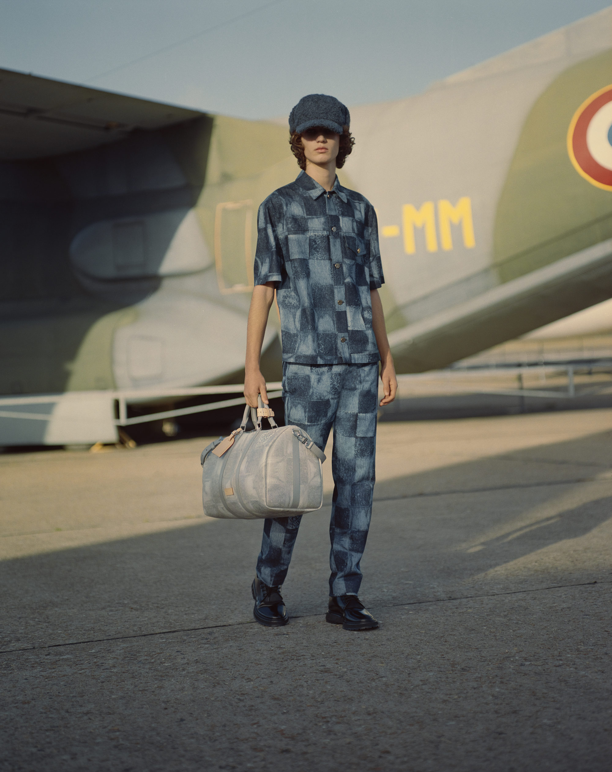 Louis Vuitton Pre Fall Men's 2021 Checkerboard
