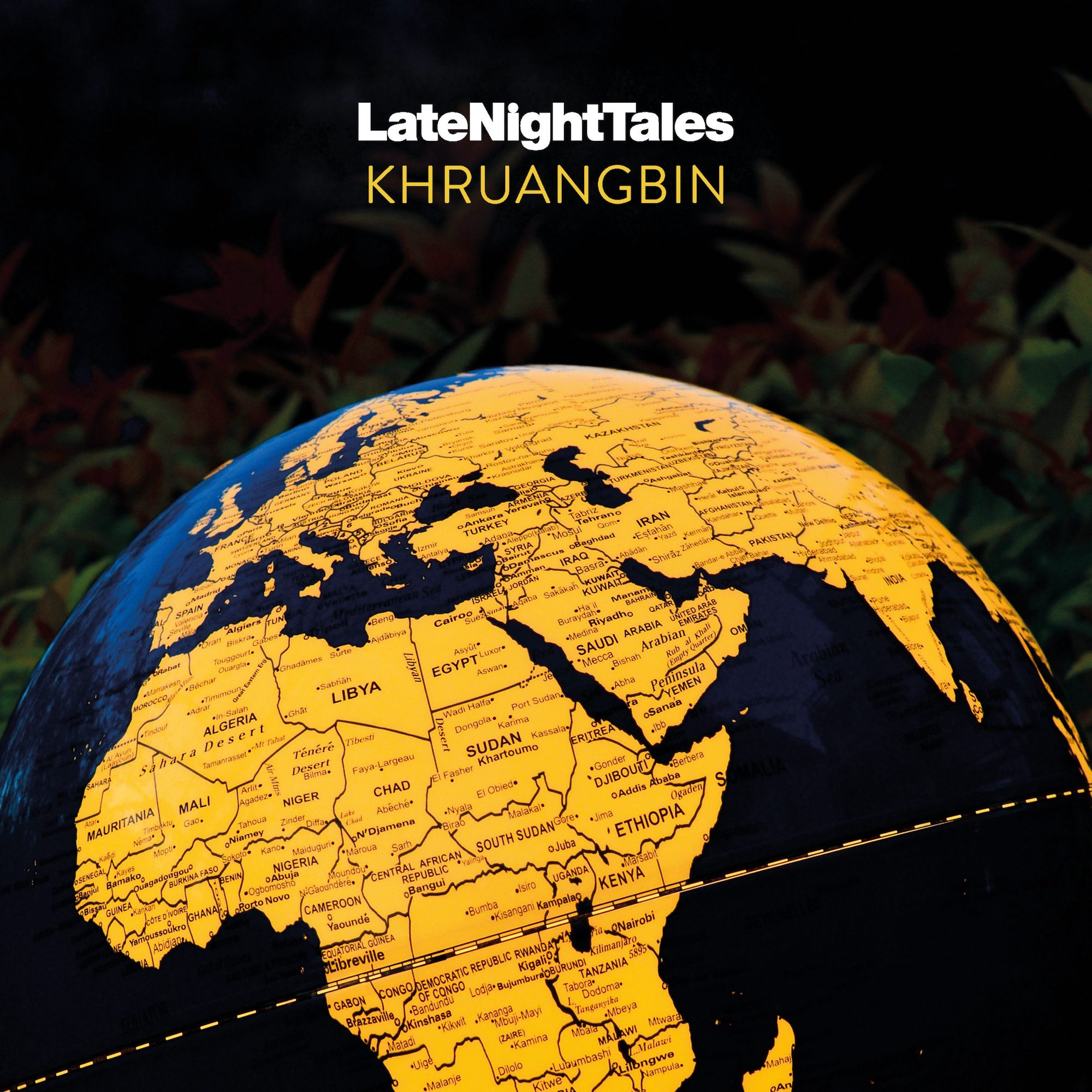 Khruangbin Late Night Tales