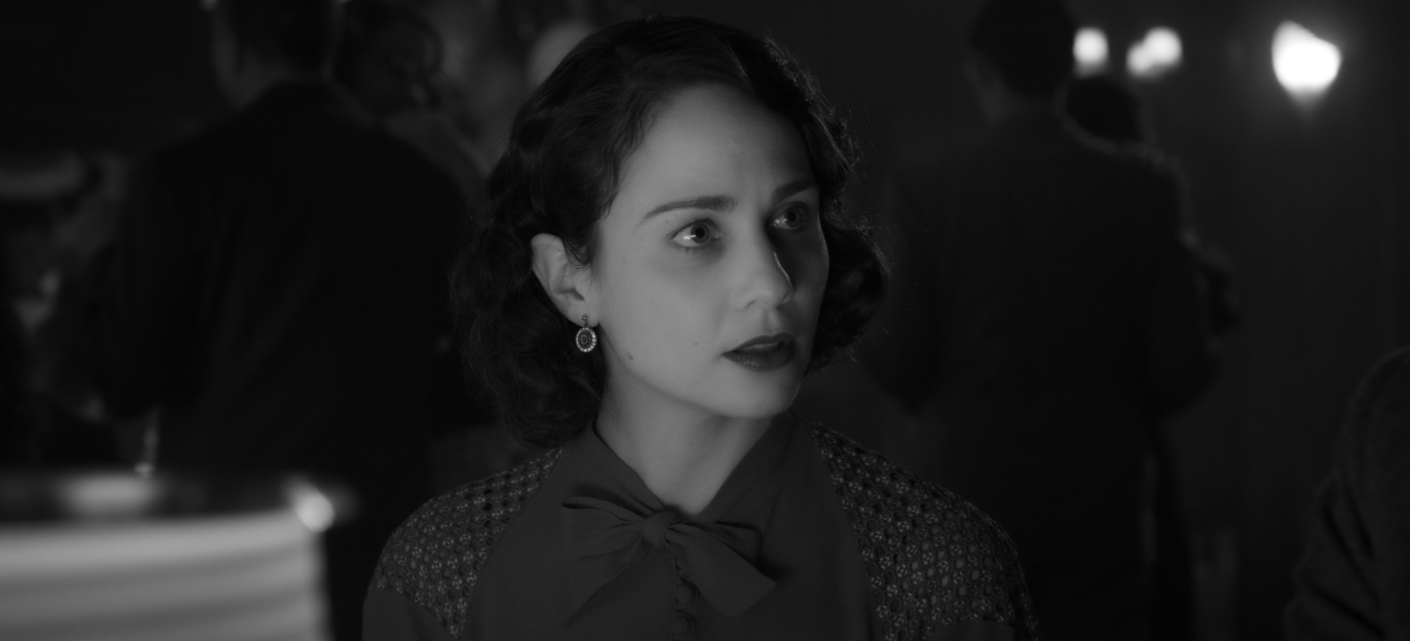 Interview with Mank star Tuppence Middleton on David Fincher film still
