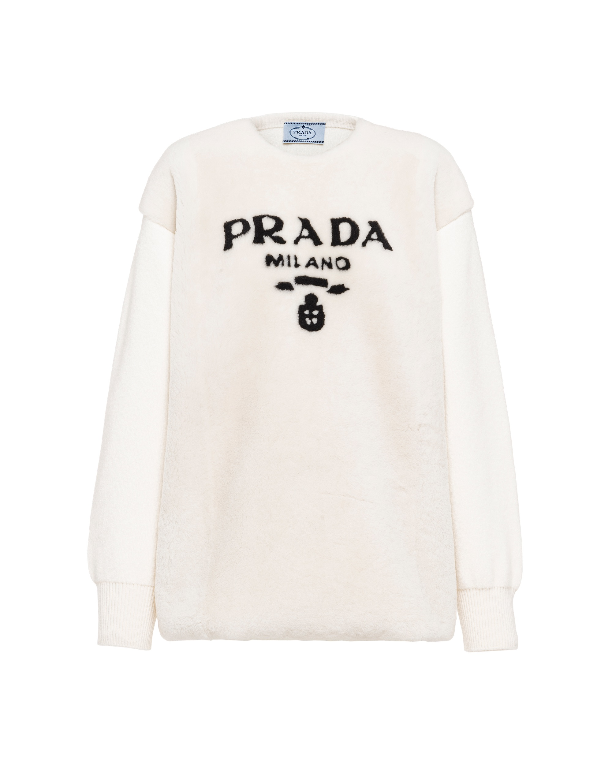 Prada Snow Sweatshirt