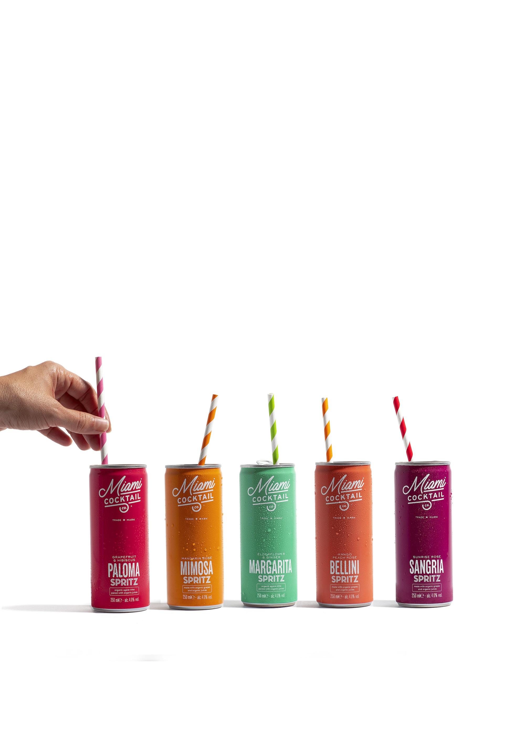 Miami Cocktail Company Bio SPRITZ Cocktail