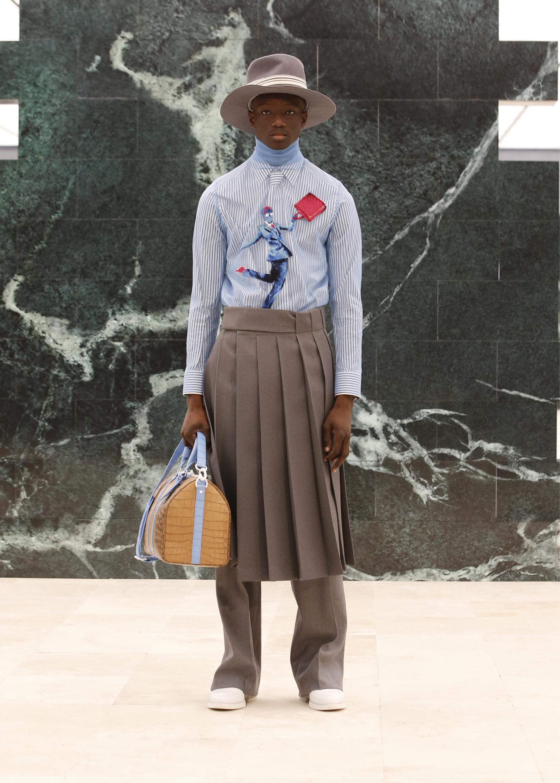 Virgil Abloh for Louis Vuitton Men's AW21 | Wonderland