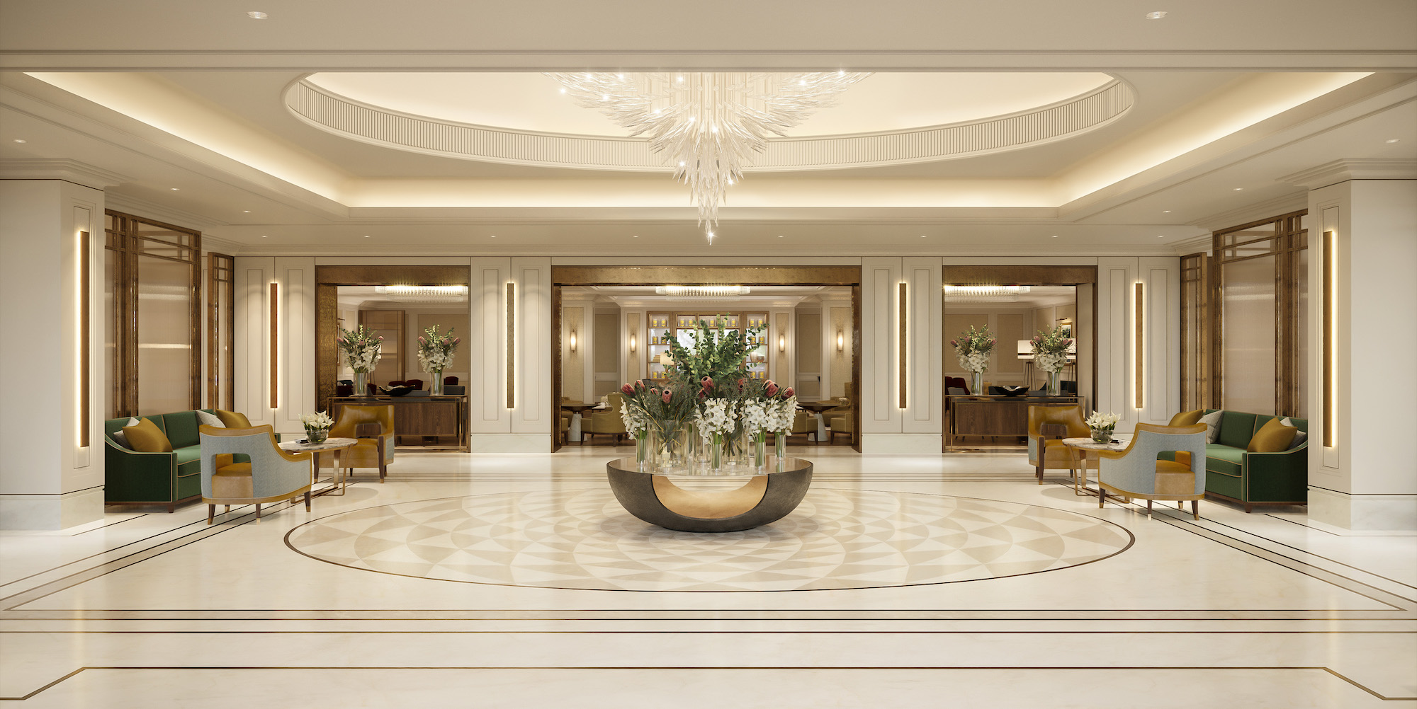 Escape To The Carlton Tower Jumeirah For Some Well-Earned R&R