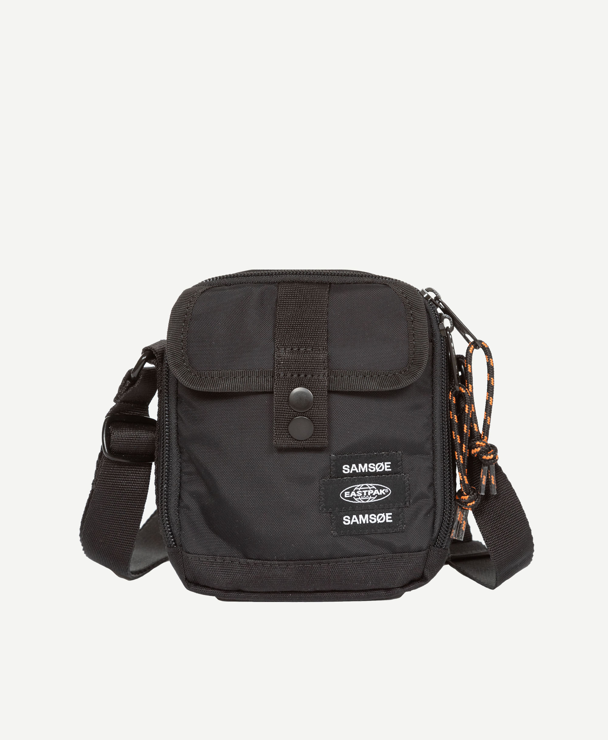 SAMSOE SAMSOE_SS21_EASTPAK_CROSSBODY BAG 13052_BLACK