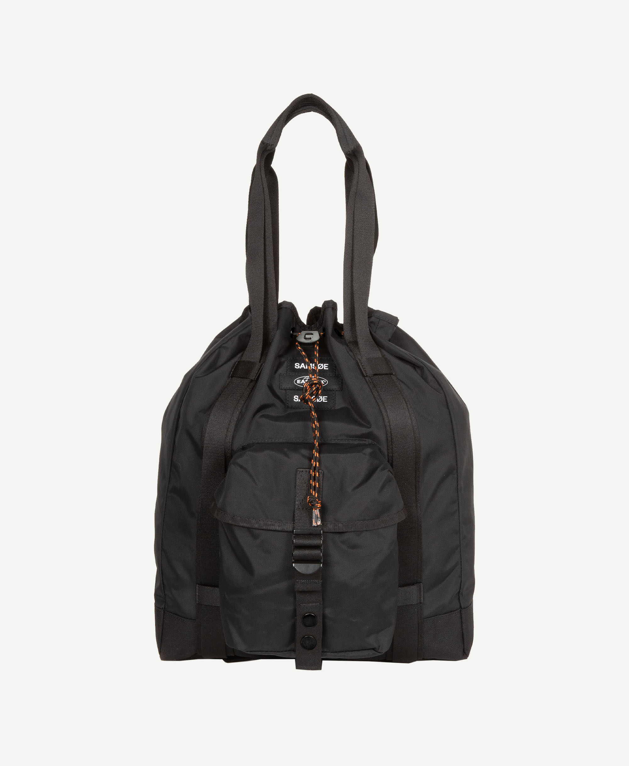 SAMSOE SAMSOE_SS21_EASTPAK_TOTE BAG 13052_BLACK