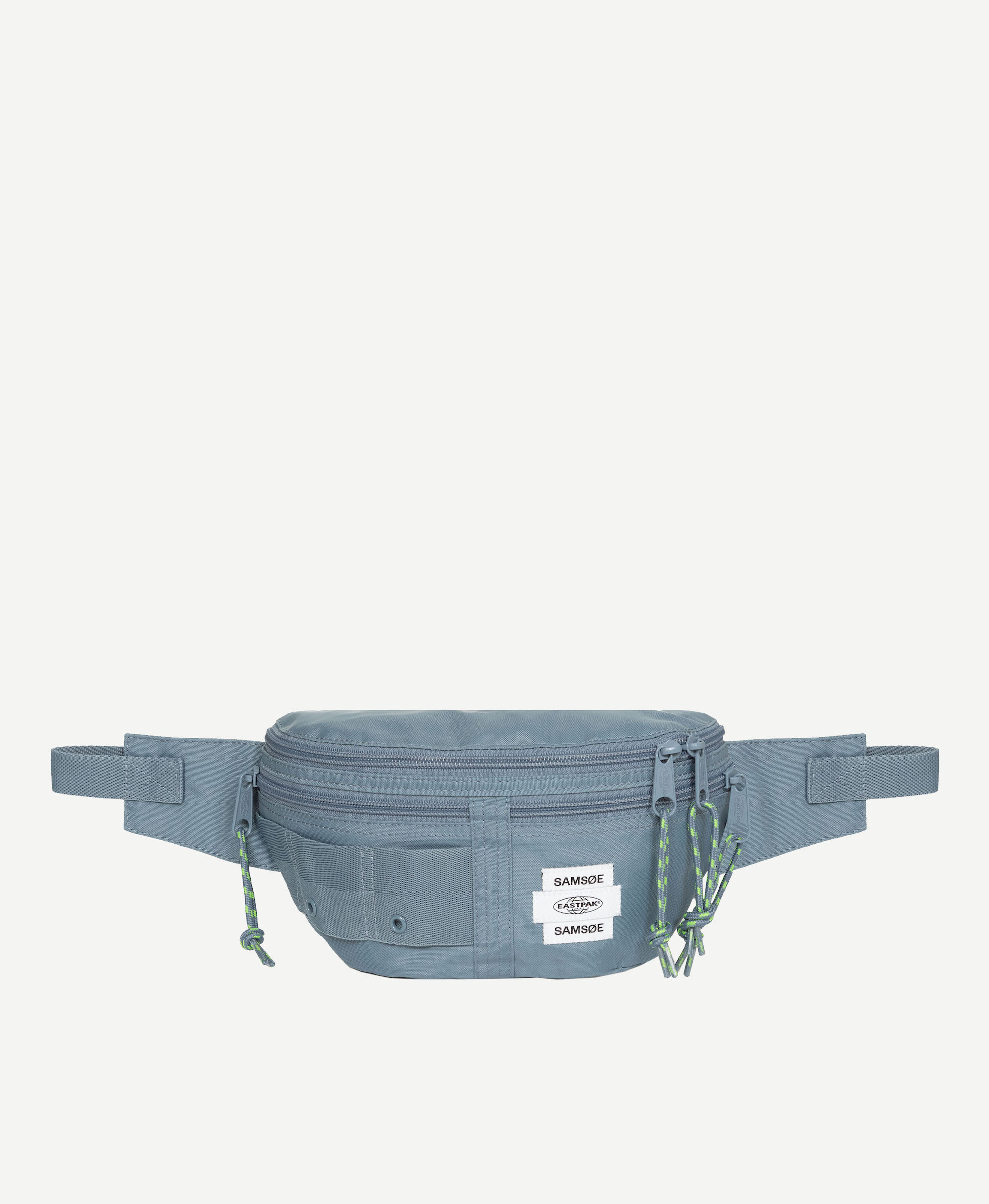SAMSOE SAMSOE_SS21_EASTPAK_WAIST BAG 13052_BLUE MIRAGE
