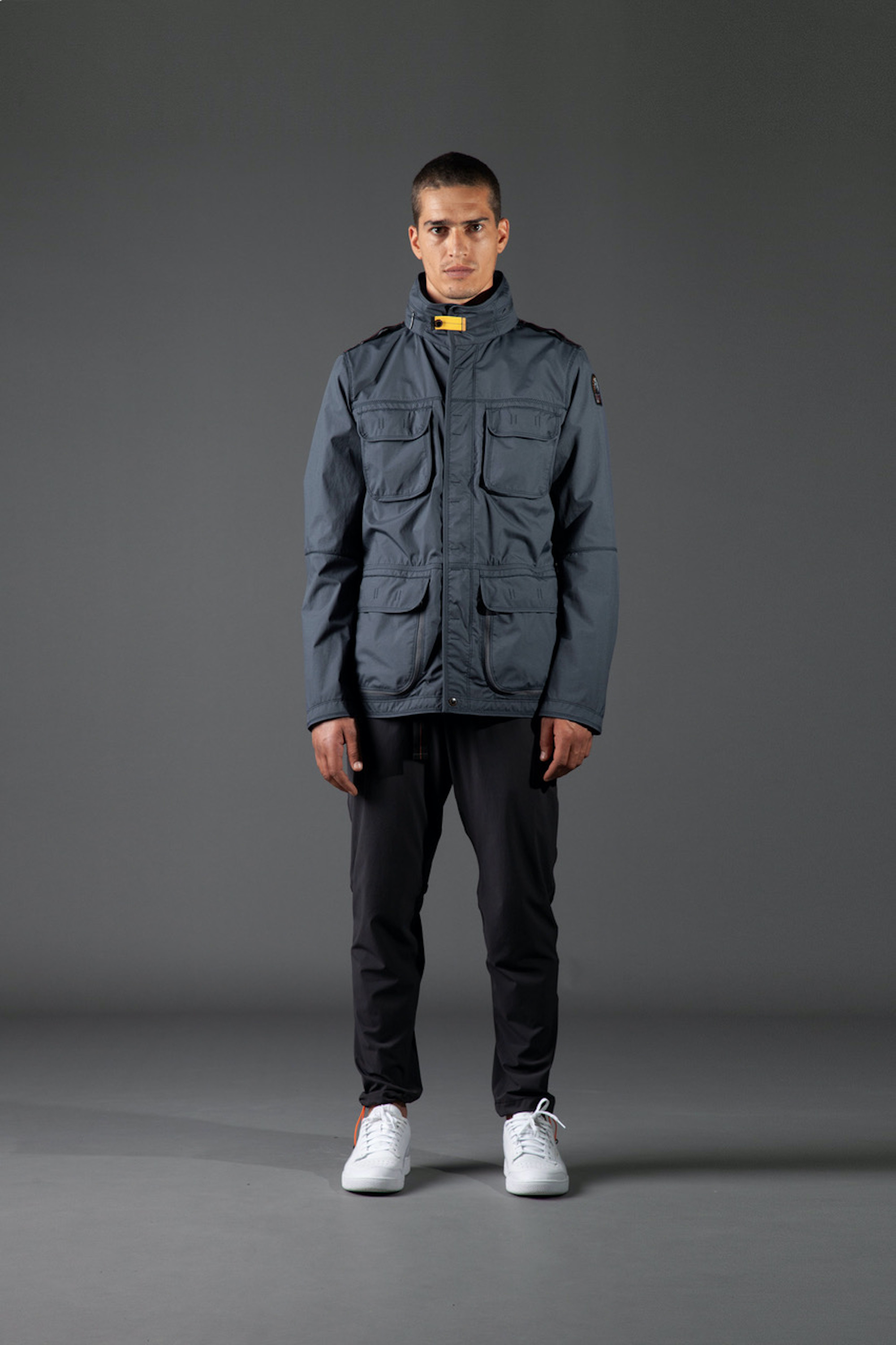 Parajumpers SS21 blue jacket