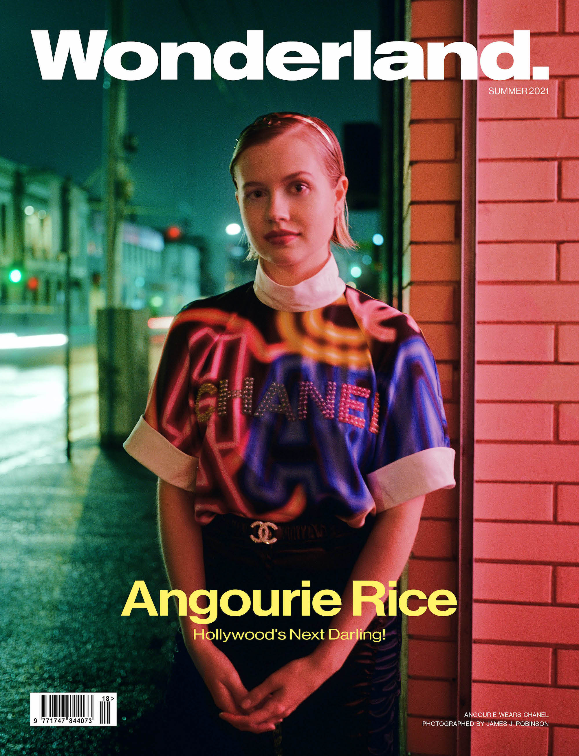 Angourie Rice Cover