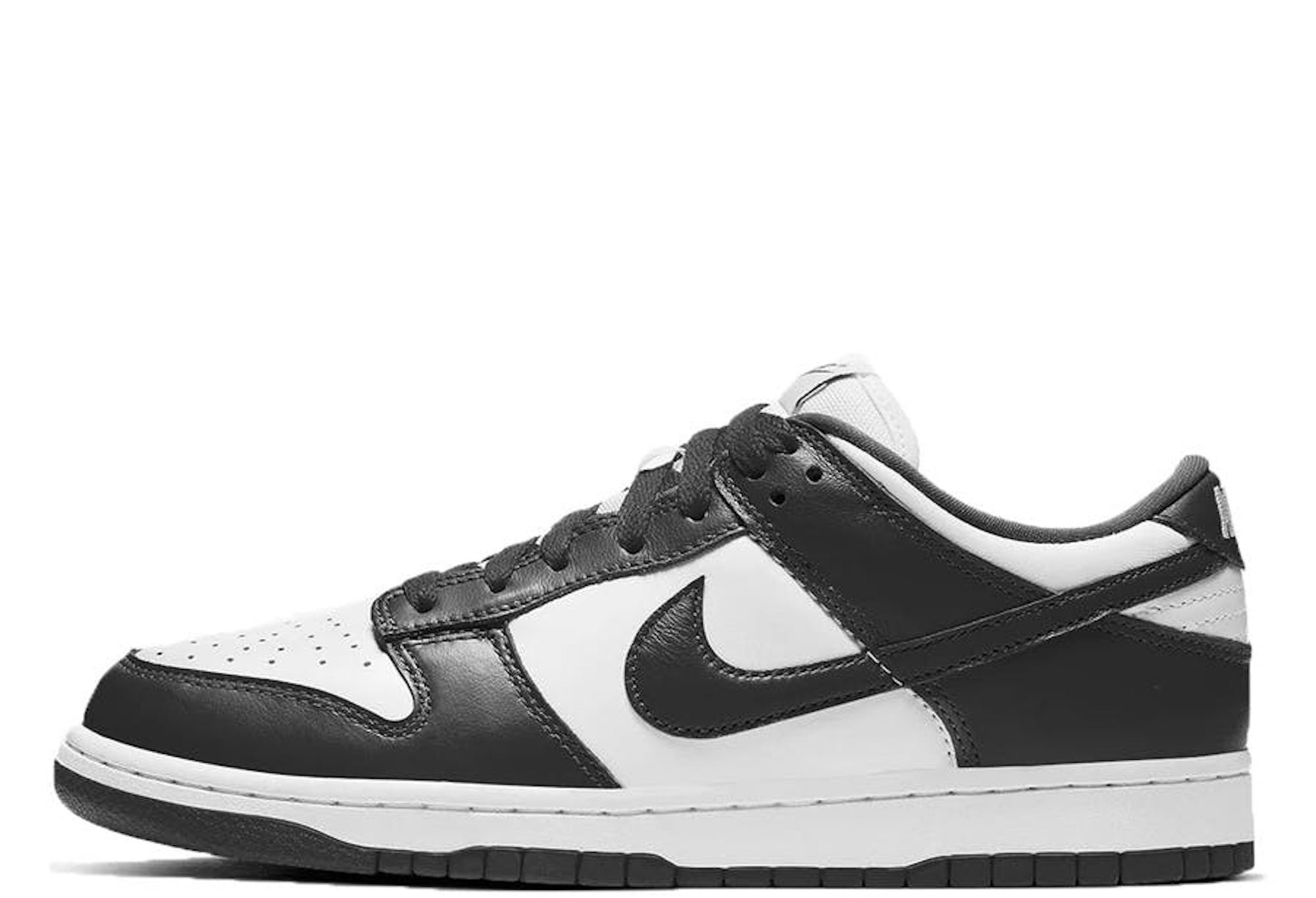 Klekt Nike Dunk Low Retro Black White