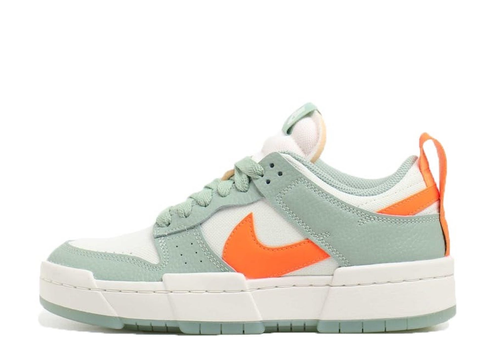Klekt Nike WMNS Dunk Low Disrupt Sea Glass Hyper Crimson