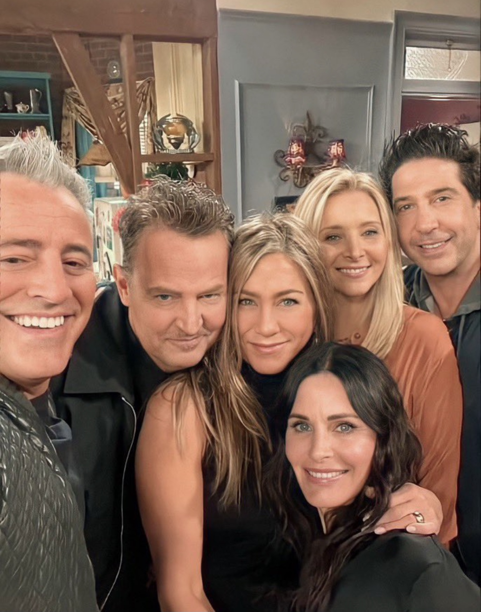 HBO Max Reveals The Trailer For the Friends Reunion